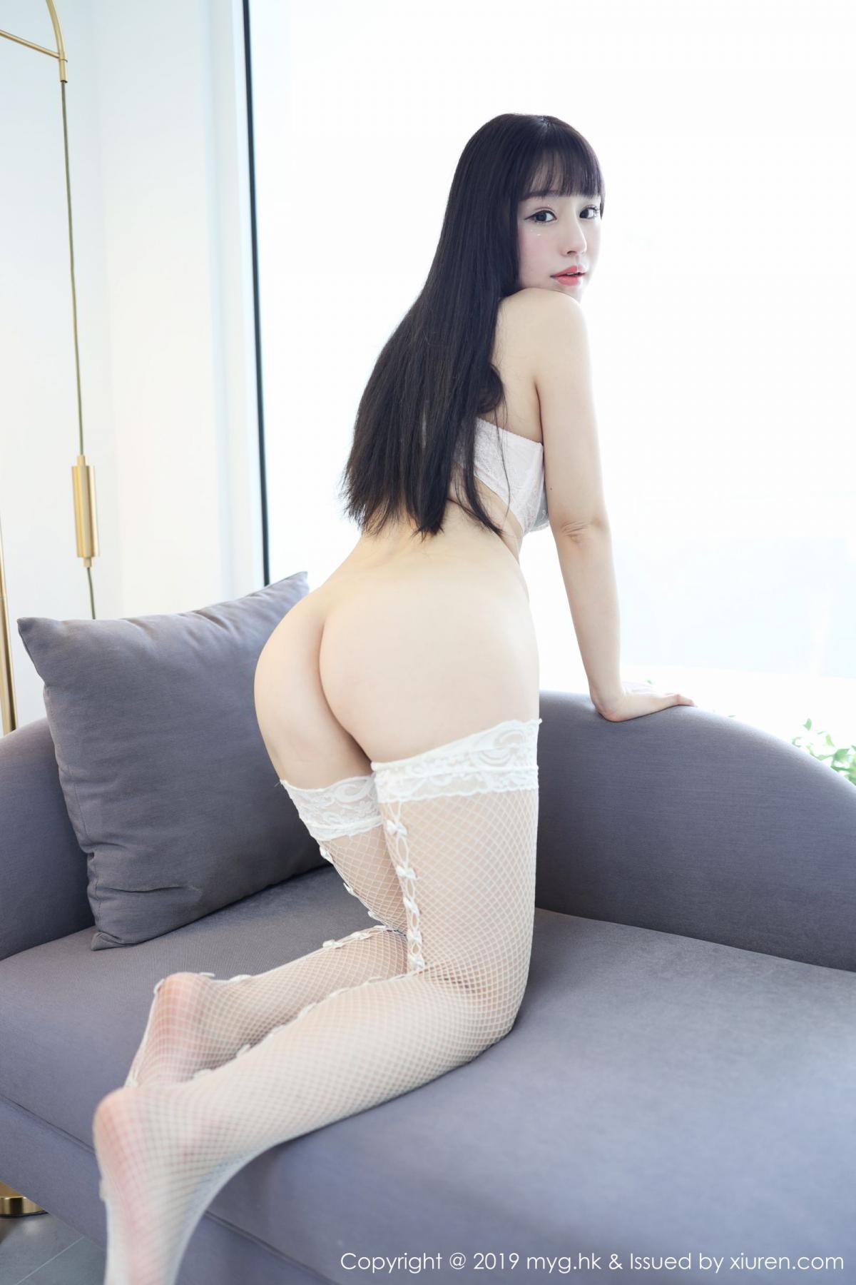 [MyGirl] Vol.364 Zhu Ke Er 12P, mygirl, Underwear, Zhu Ke Er