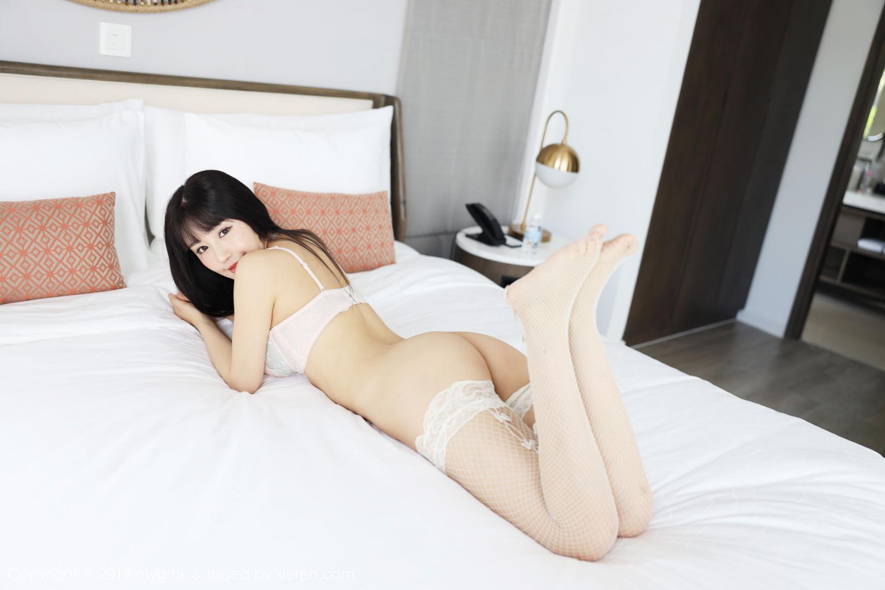 [MyGirl] Vol.364 Zhu Ke Er 17P, mygirl, Underwear, Zhu Ke Er