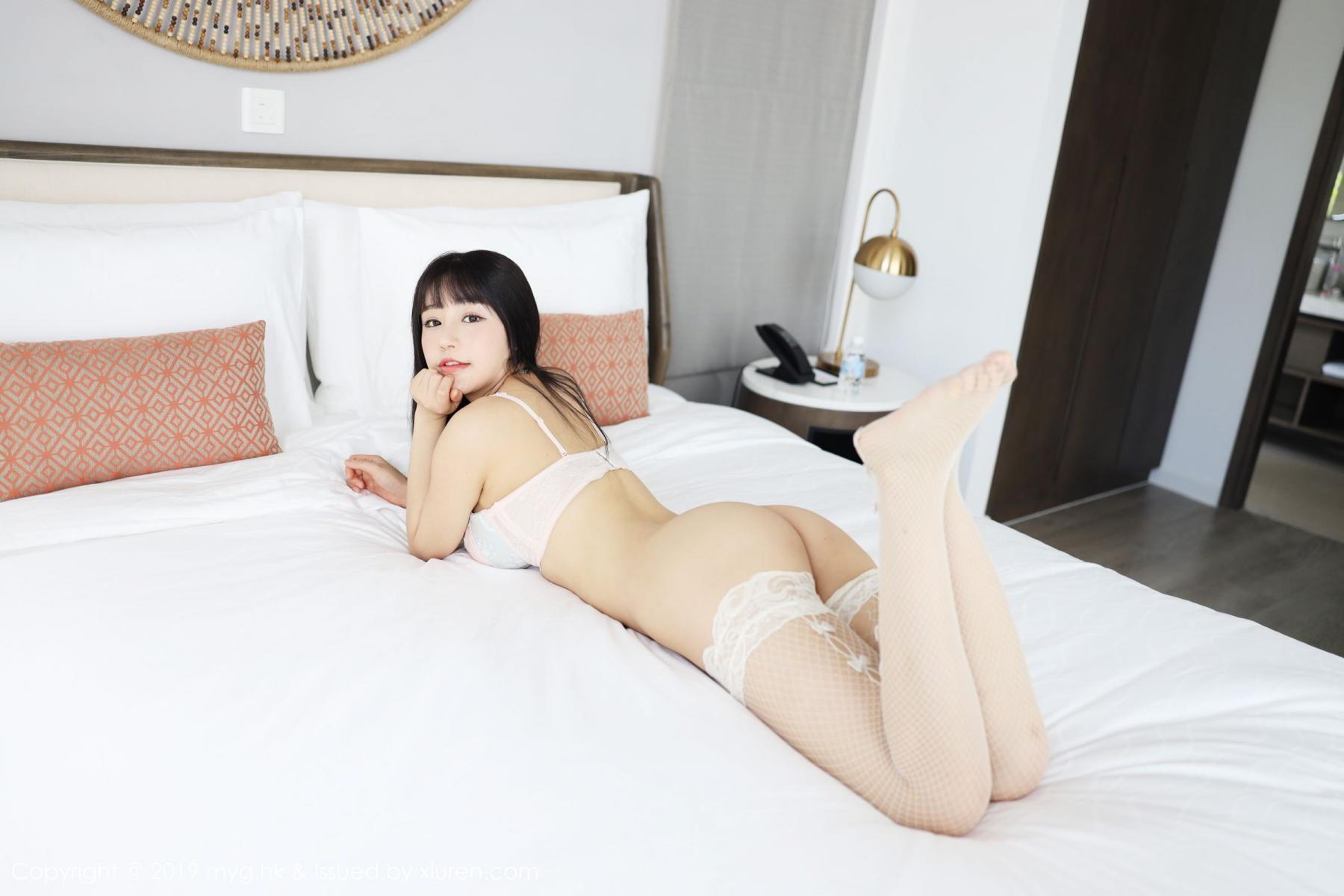 [MyGirl] Vol.364 Zhu Ke Er 18P, mygirl, Underwear, Zhu Ke Er
