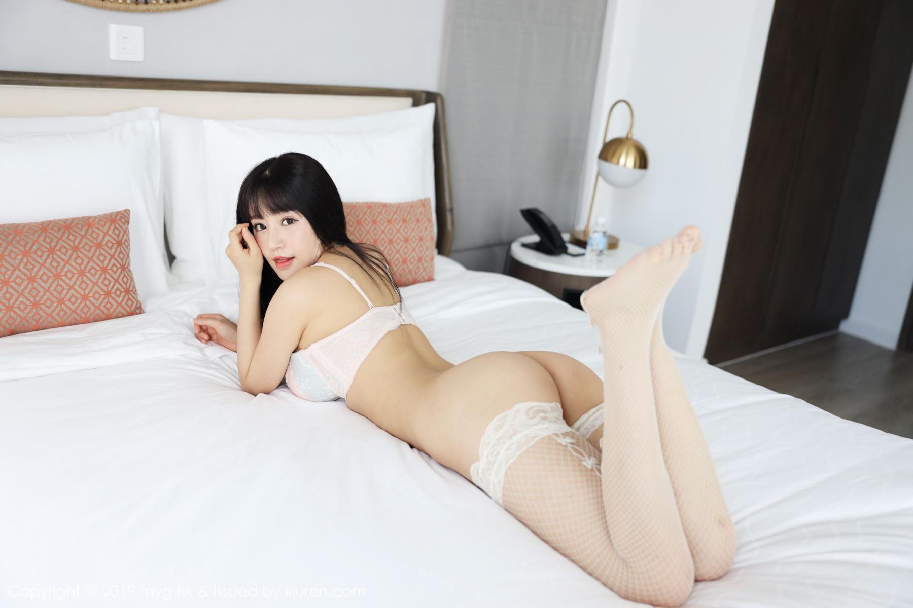 [MyGirl] Vol.364 Zhu Ke Er 19P, mygirl, Underwear, Zhu Ke Er