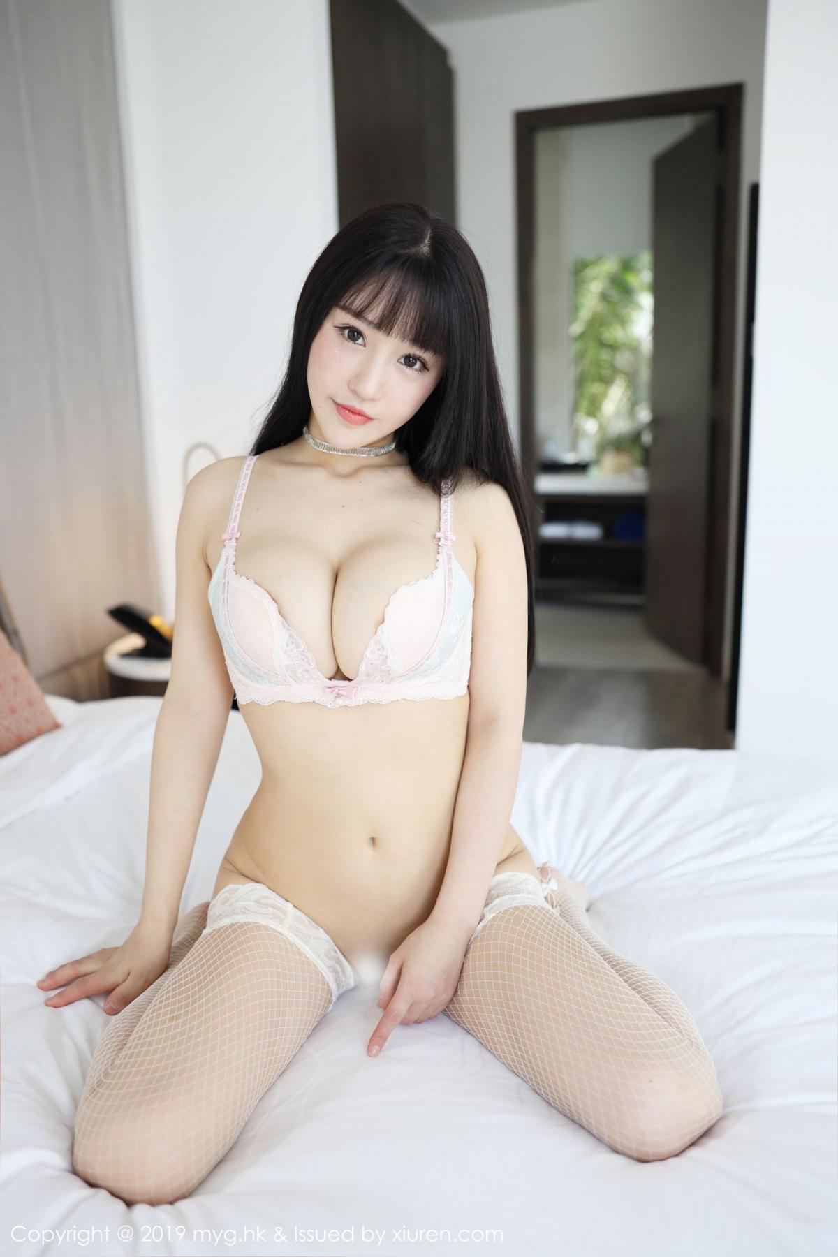 [MyGirl] Vol.364 Zhu Ke Er 24P, mygirl, Underwear, Zhu Ke Er