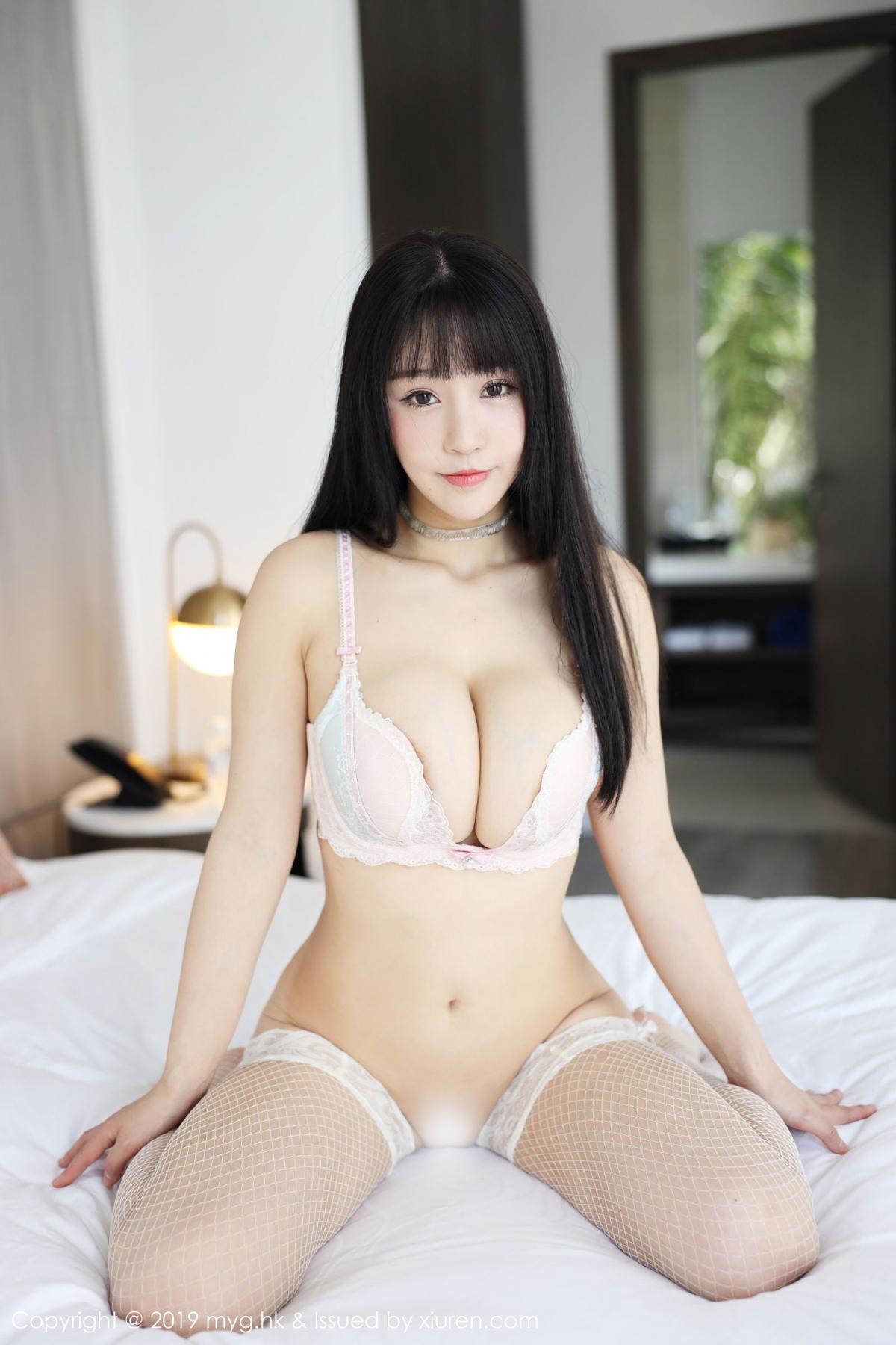 [MyGirl] Vol.364 Zhu Ke Er 25P, mygirl, Underwear, Zhu Ke Er