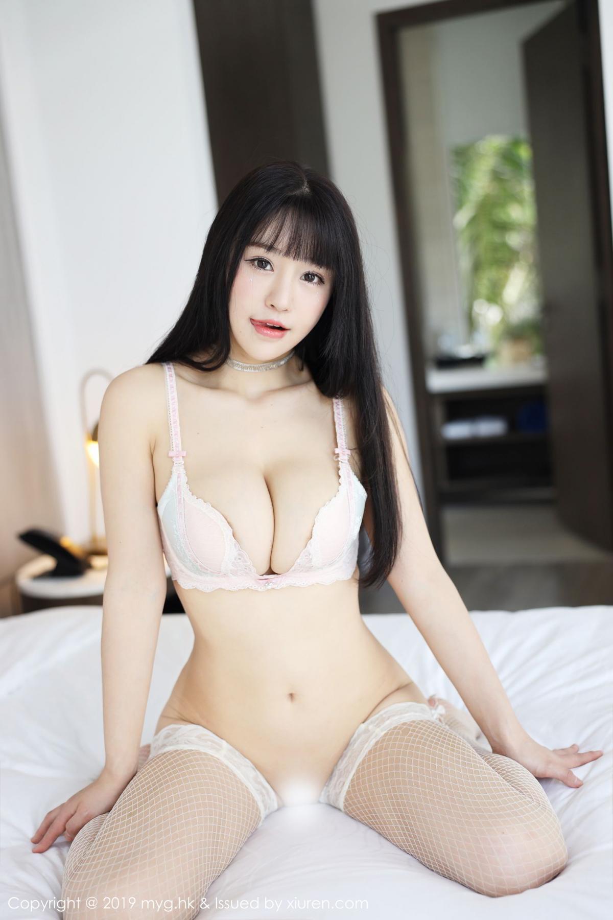 [MyGirl] Vol.364 Zhu Ke Er 27P, mygirl, Underwear, Zhu Ke Er