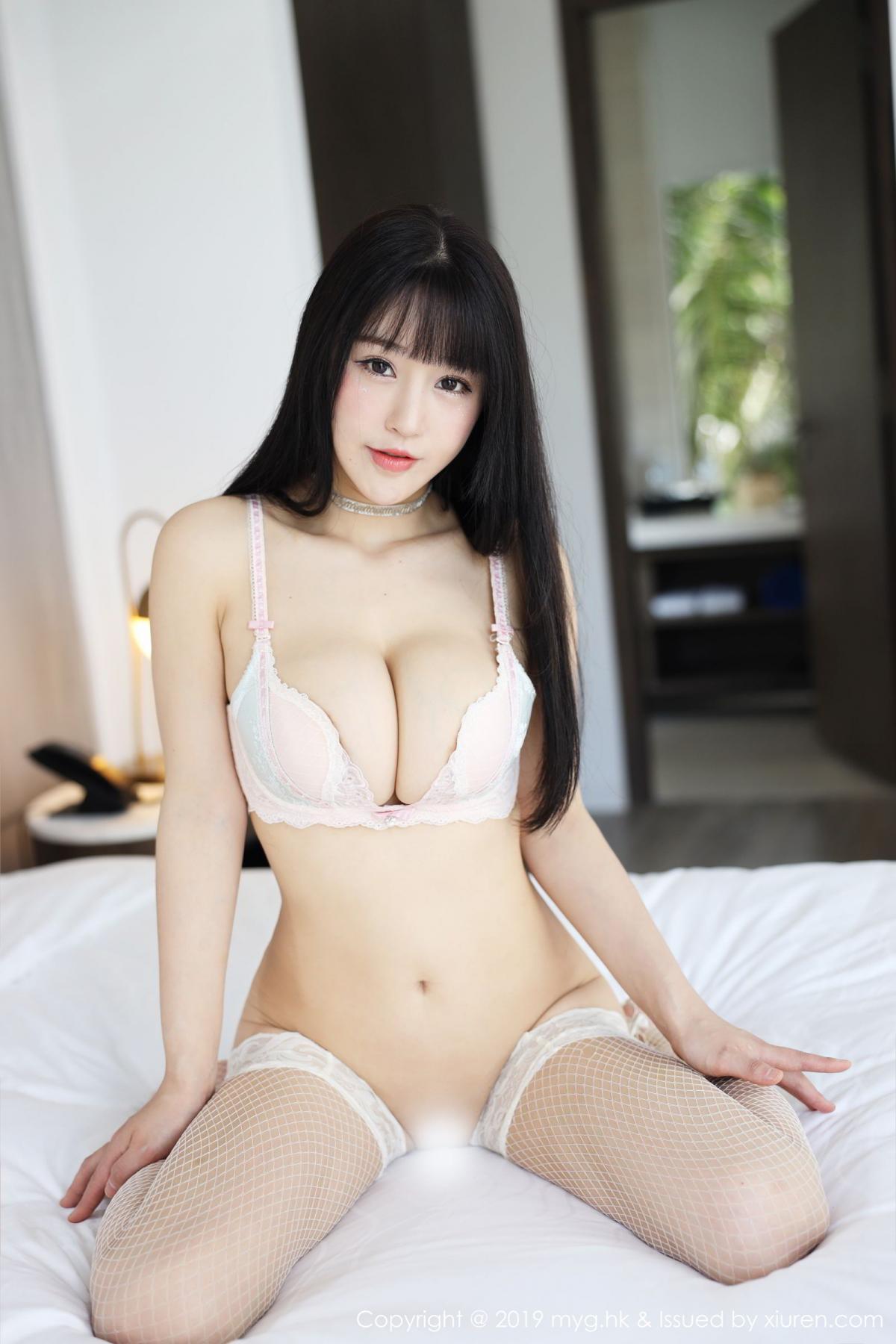 [MyGirl] Vol.364 Zhu Ke Er 28P, mygirl, Underwear, Zhu Ke Er
