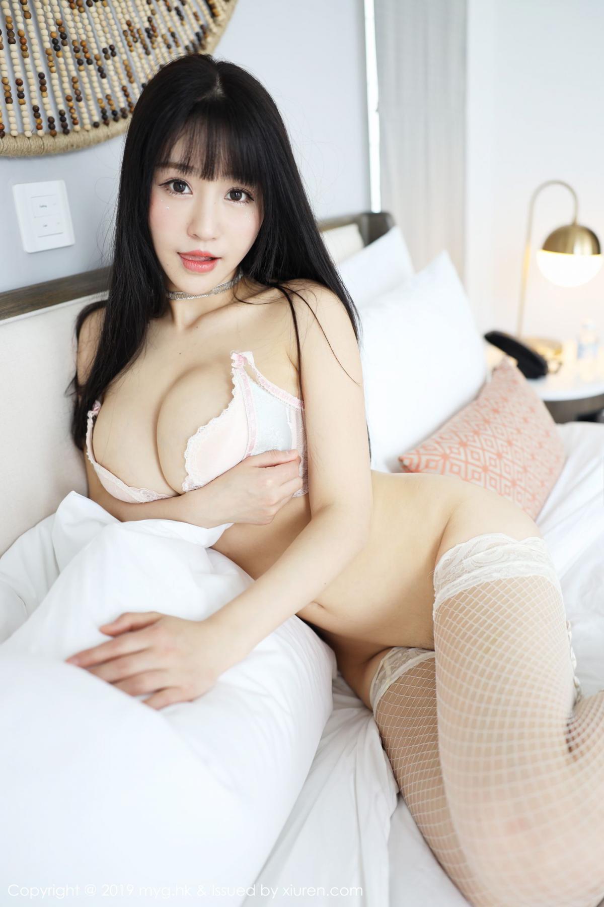 [MyGirl] Vol.364 Zhu Ke Er 2P, mygirl, Underwear, Zhu Ke Er