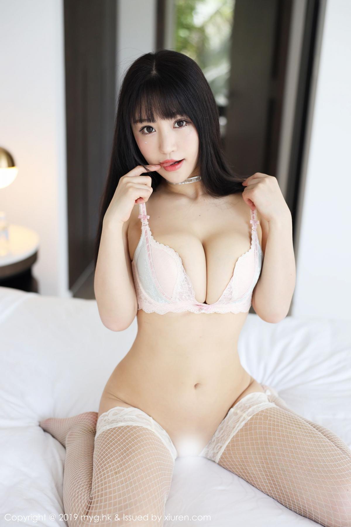 [MyGirl] Vol.364 Zhu Ke Er 32P, mygirl, Underwear, Zhu Ke Er