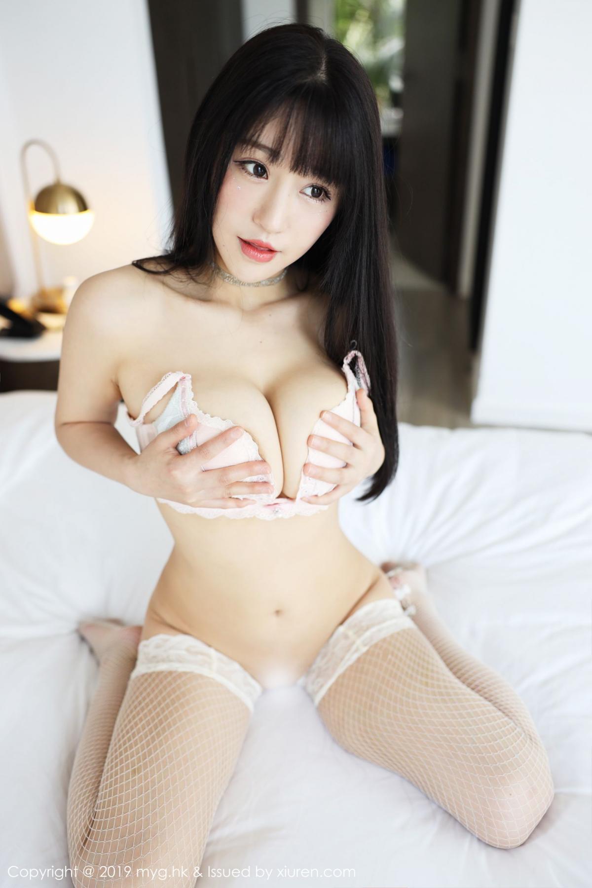 [MyGirl] Vol.364 Zhu Ke Er 38P, mygirl, Underwear, Zhu Ke Er