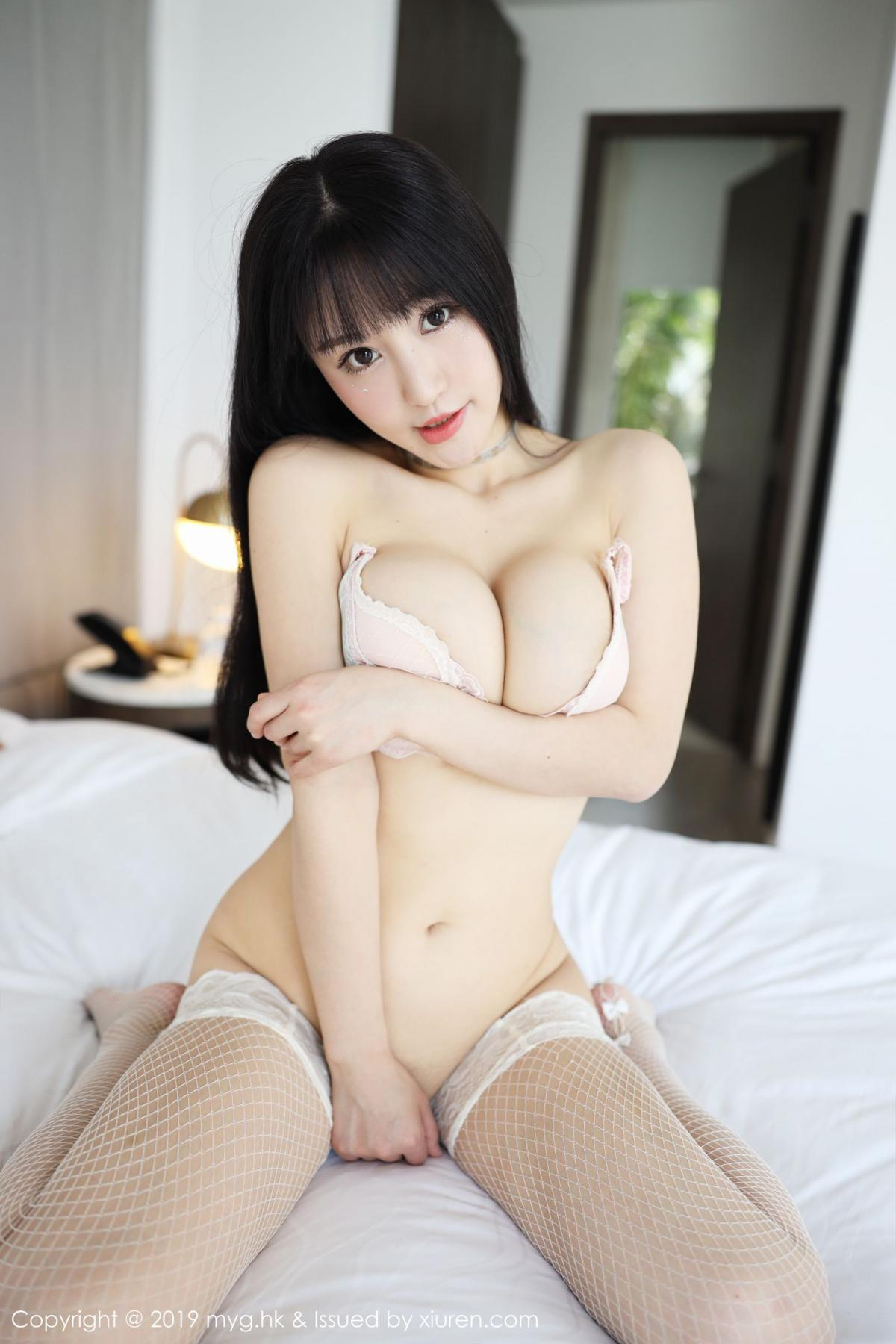 [MyGirl] Vol.364 Zhu Ke Er 40P, mygirl, Underwear, Zhu Ke Er