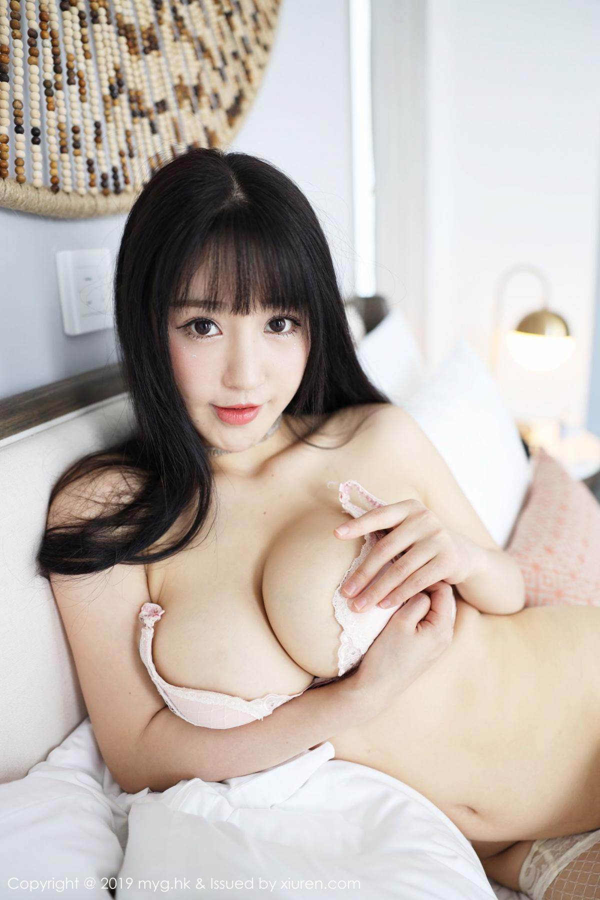 [MyGirl] Vol.364 Zhu Ke Er 44P, mygirl, Underwear, Zhu Ke Er