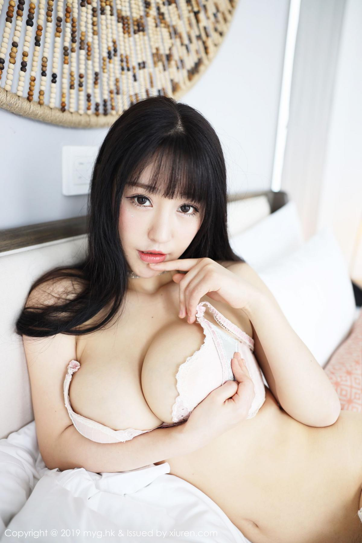 [MyGirl] Vol.364 Zhu Ke Er 45P, mygirl, Underwear, Zhu Ke Er