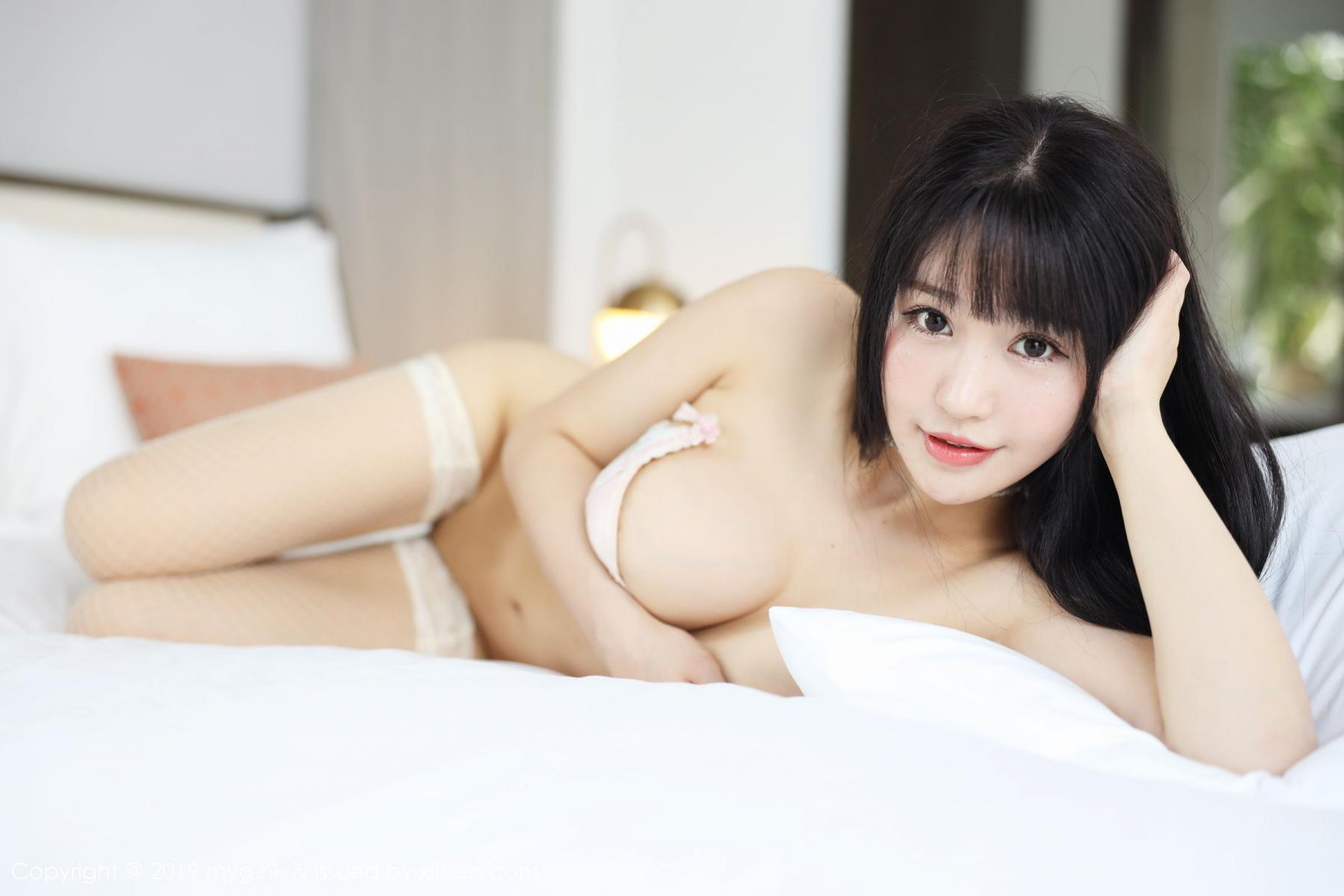 [MyGirl] Vol.364 Zhu Ke Er 49P, mygirl, Underwear, Zhu Ke Er