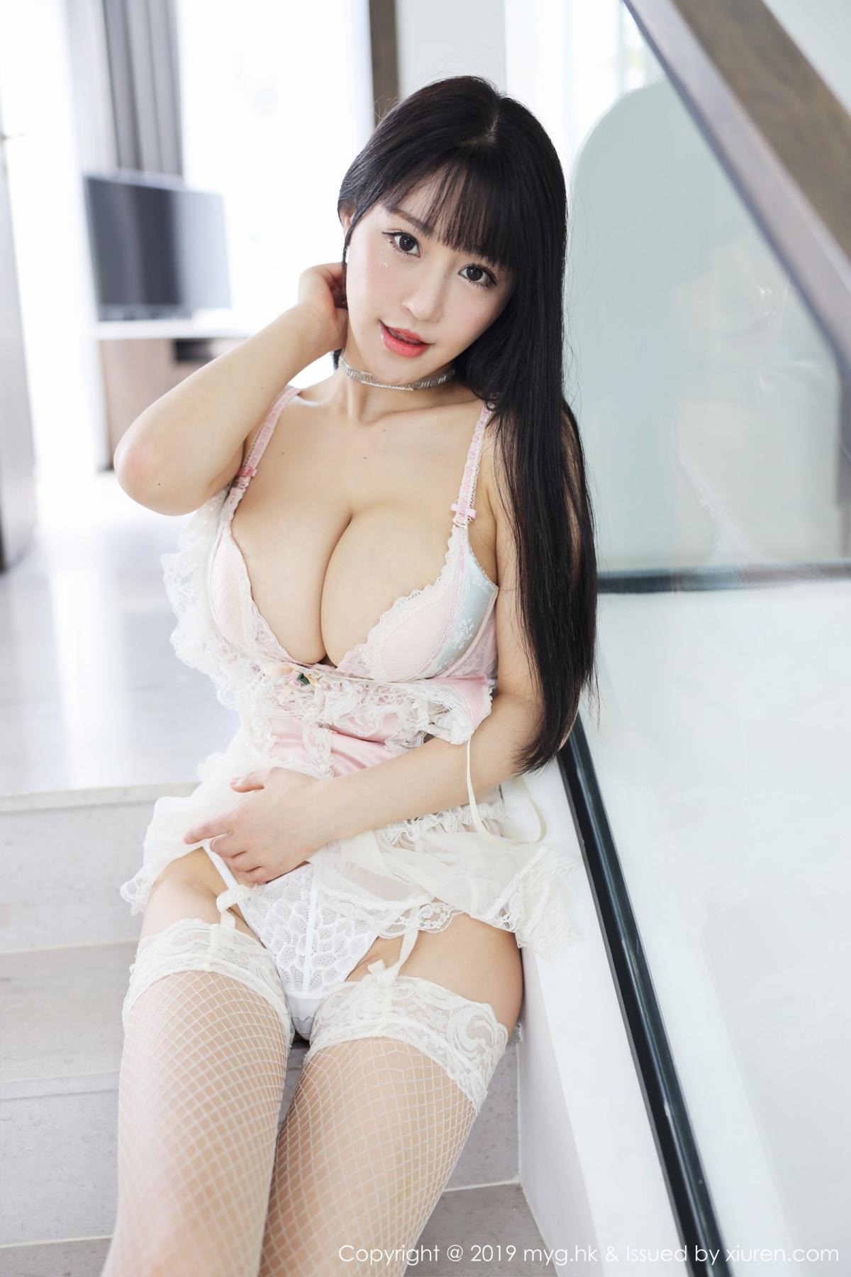 [MyGirl] Vol.364 Zhu Ke Er 4P, mygirl, Underwear, Zhu Ke Er