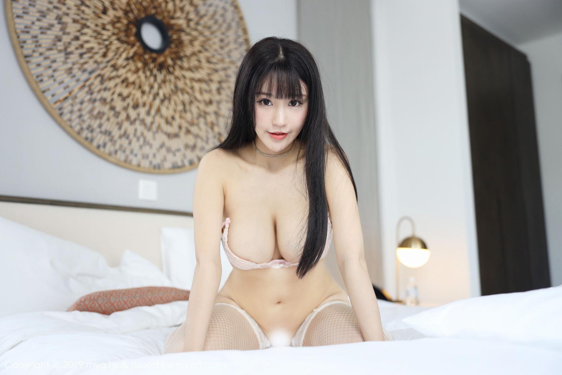 [MyGirl] Vol.364 Zhu Ke Er 50P, mygirl, Underwear, Zhu Ke Er