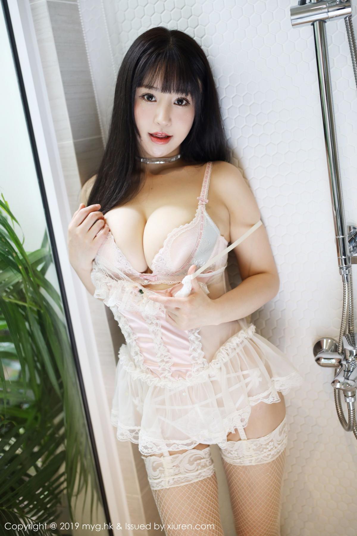 [MyGirl] Vol.364 Zhu Ke Er 53P, mygirl, Underwear, Zhu Ke Er