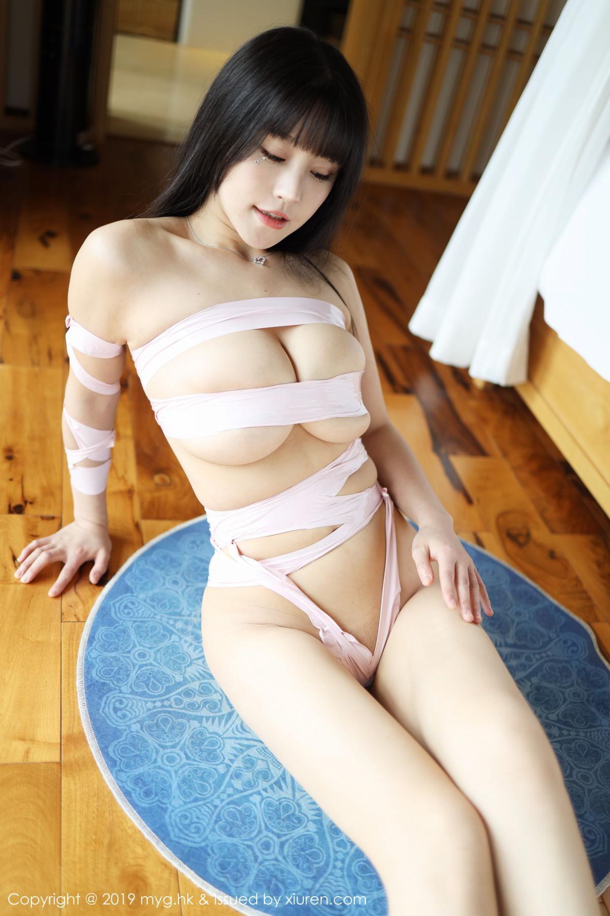 [MyGirl] Vol.366 Zhu Ke Er 11P, mygirl, Zhu Ke Er
