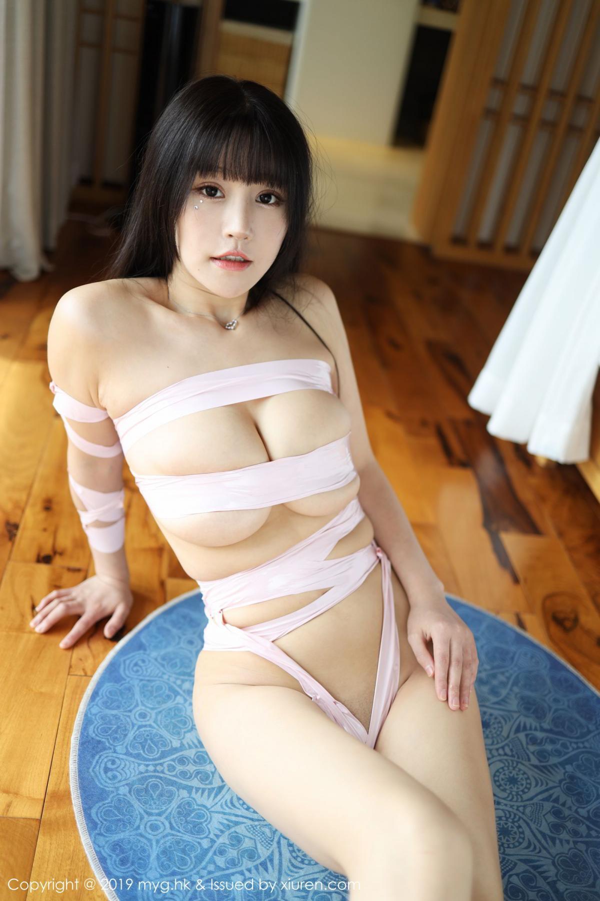 [MyGirl] Vol.366 Zhu Ke Er 14P, mygirl, Zhu Ke Er
