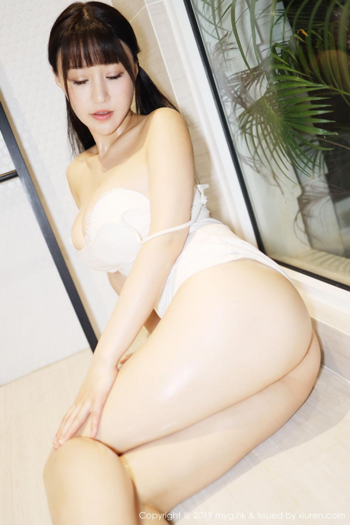 [MyGirl] Vol.367 Zhu Ke Er 3P, mygirl, Zhu Ke Er