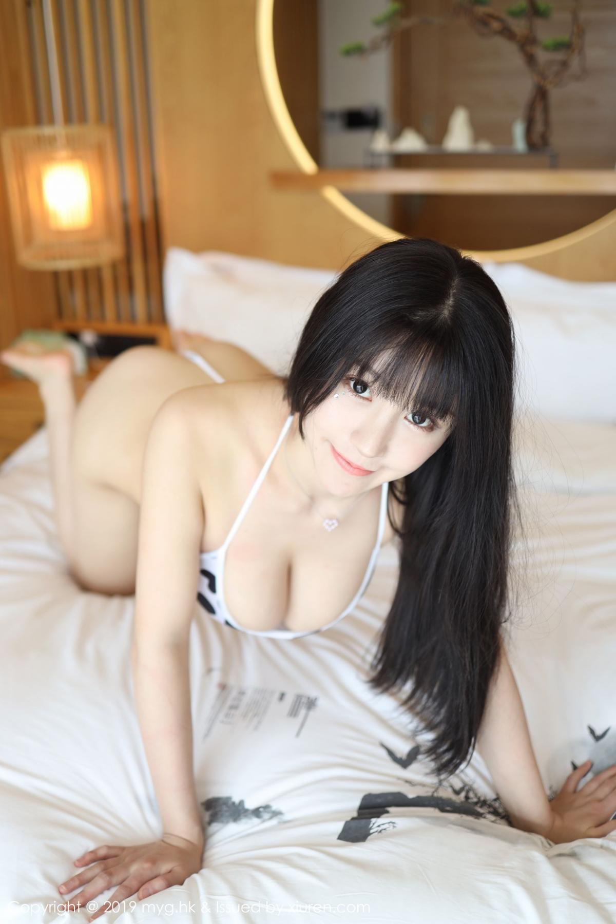 [MyGirl] Vol.370 Zhu Ke Er 24P, mygirl, Underwear, Zhu Ke Er