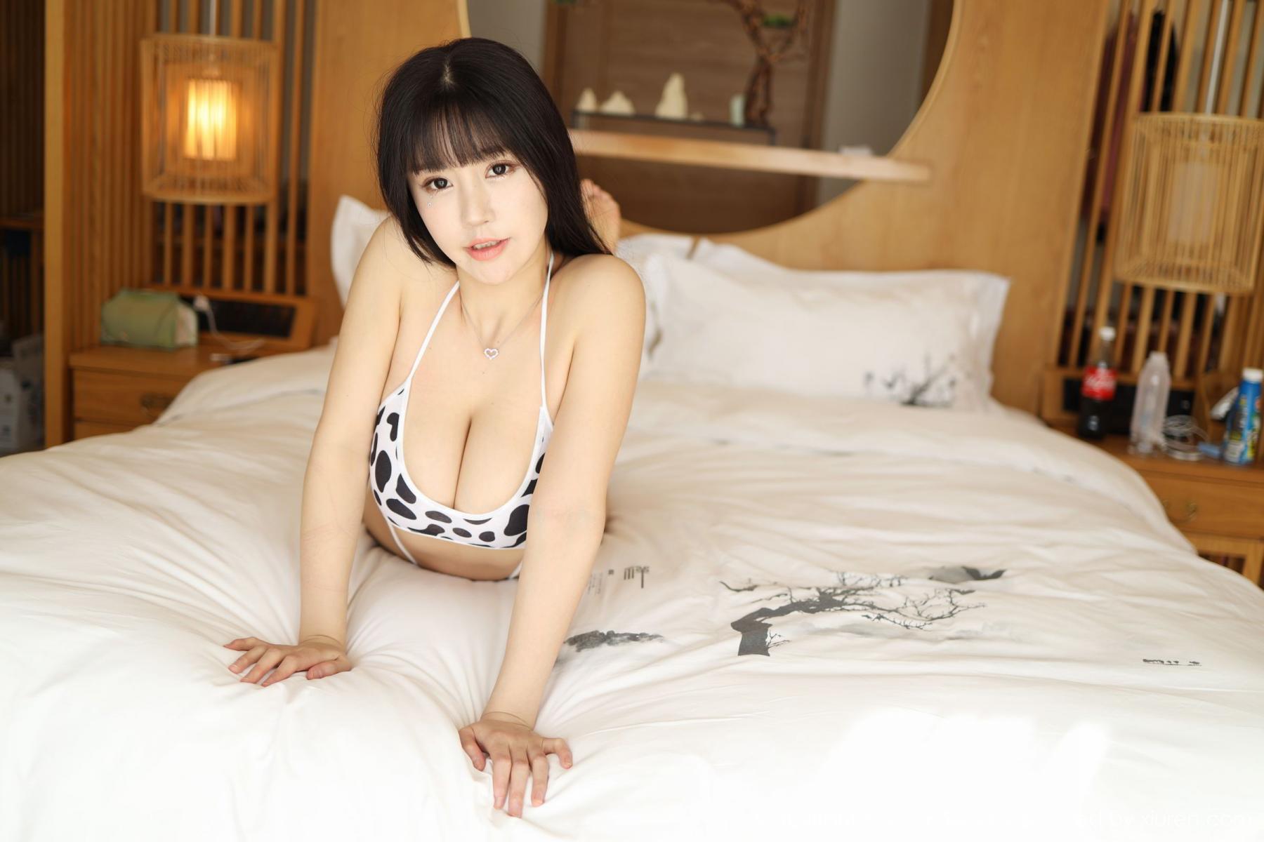 [MyGirl] Vol.370 Zhu Ke Er 29P, mygirl, Underwear, Zhu Ke Er