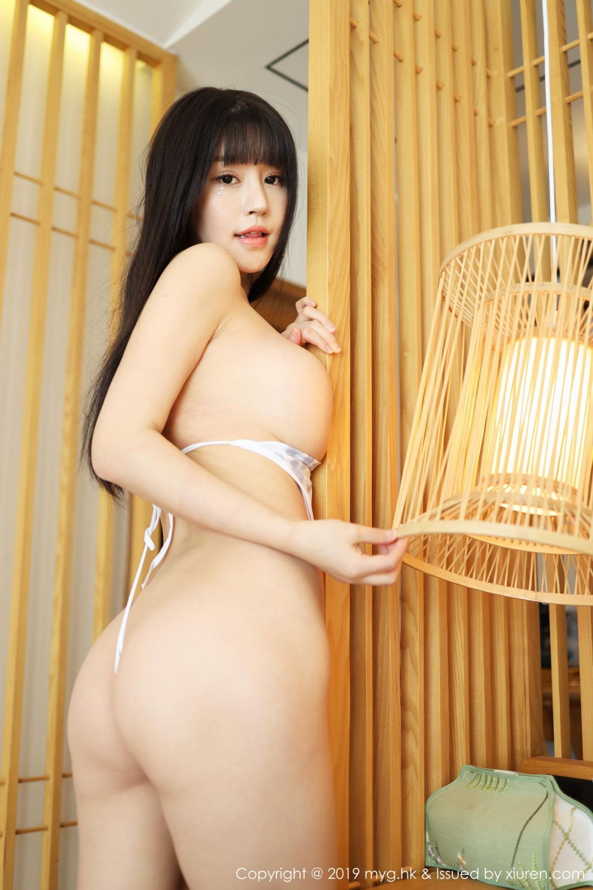 [MyGirl] Vol.370 Zhu Ke Er 60P, mygirl, Underwear, Zhu Ke Er