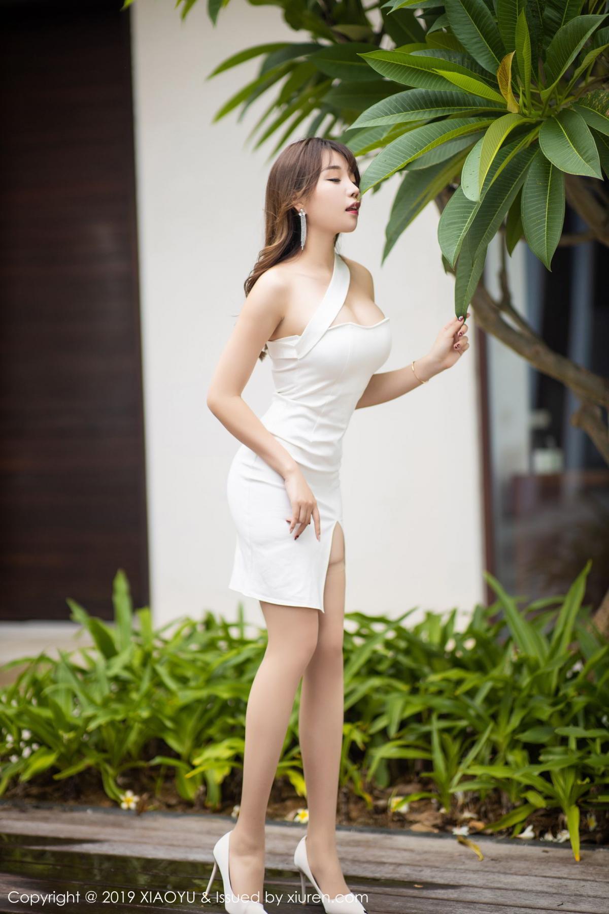 [XIAOYU] Vol.144 Chen Zhi 12P, Chen Zhi, Tall, XiaoYu