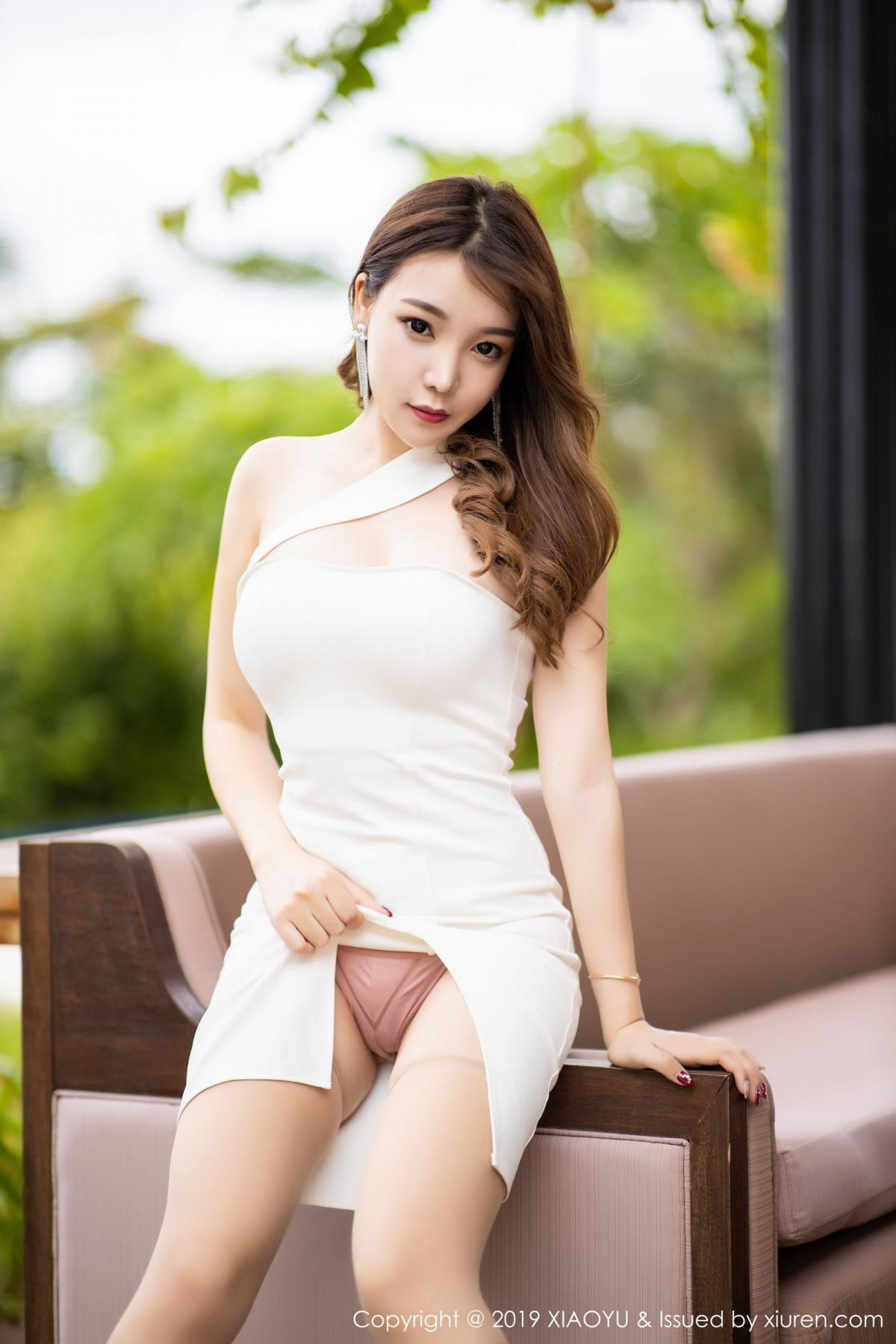 [XIAOYU] Vol.144 Chen Zhi 17P, Chen Zhi, Tall, XiaoYu