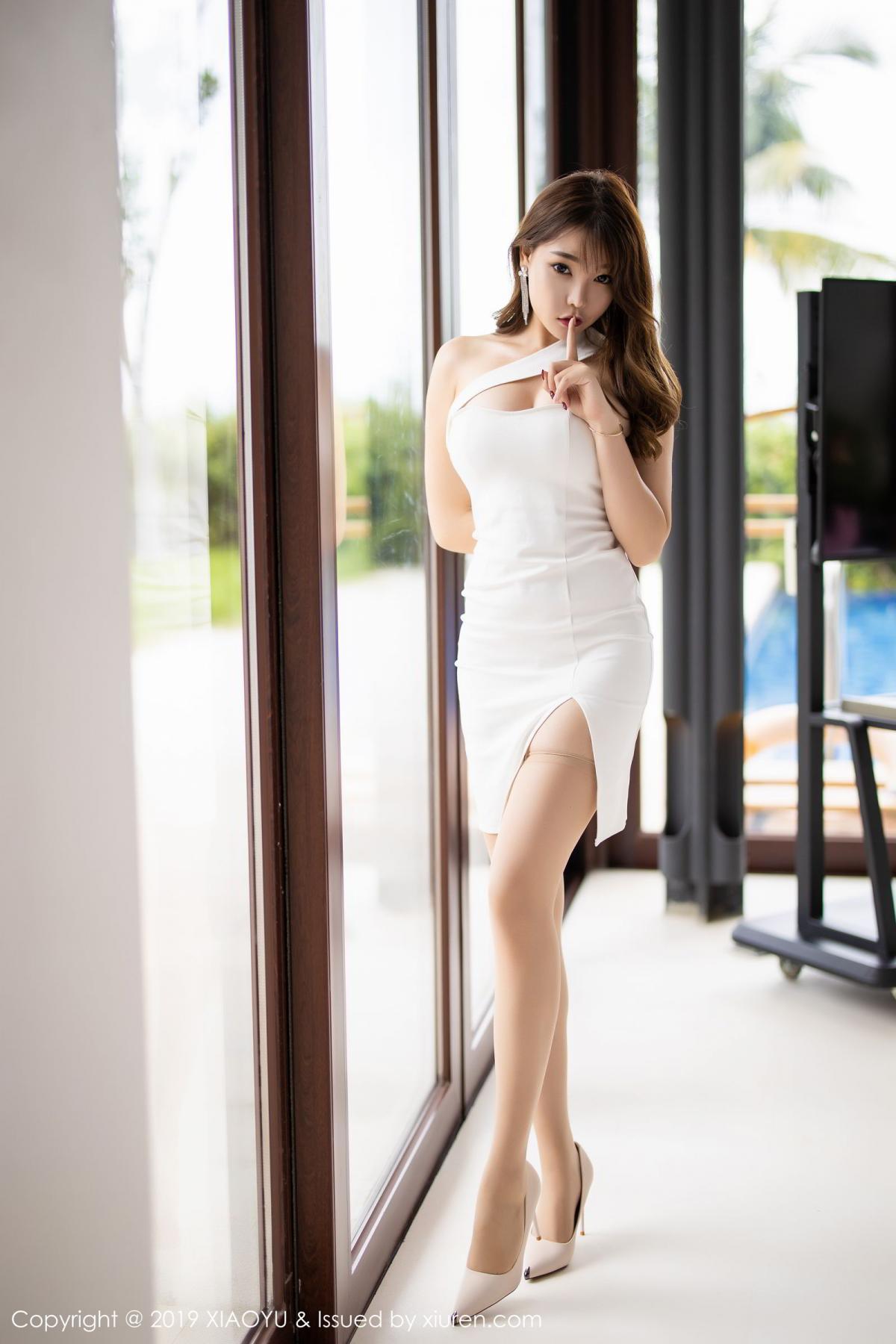 [XIAOYU] Vol.144 Chen Zhi 24P, Chen Zhi, Tall, XiaoYu