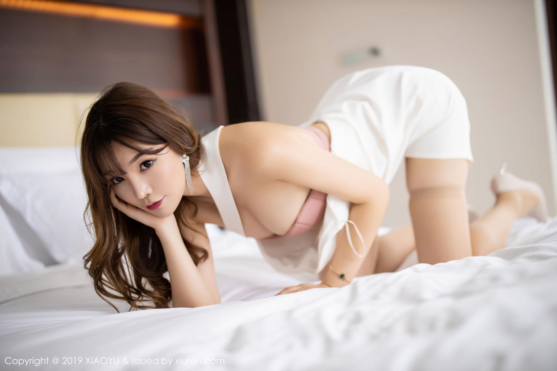 [XIAOYU] Vol.144 Chen Zhi 44P, Chen Zhi, Tall, XiaoYu