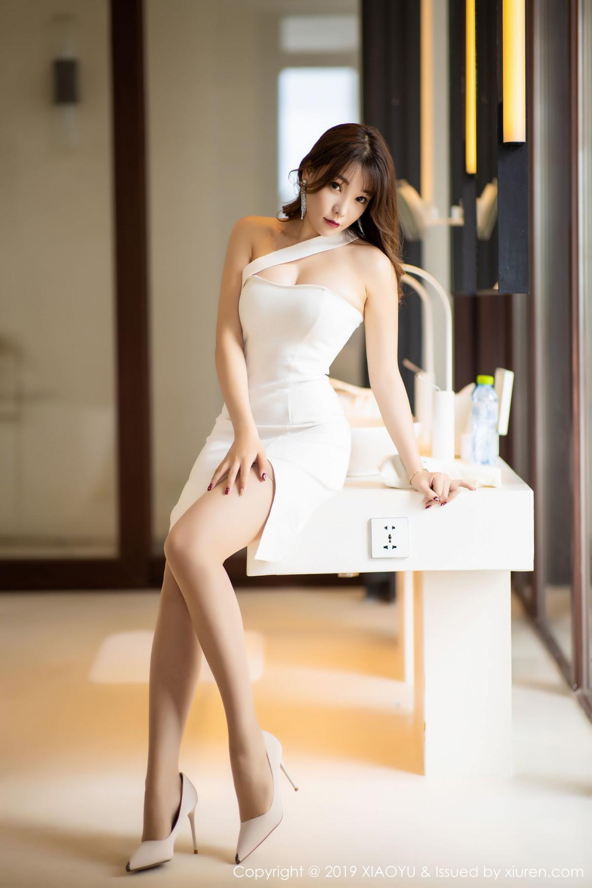 [XIAOYU] Vol.144 Chen Zhi 9P, Chen Zhi, Tall, XiaoYu