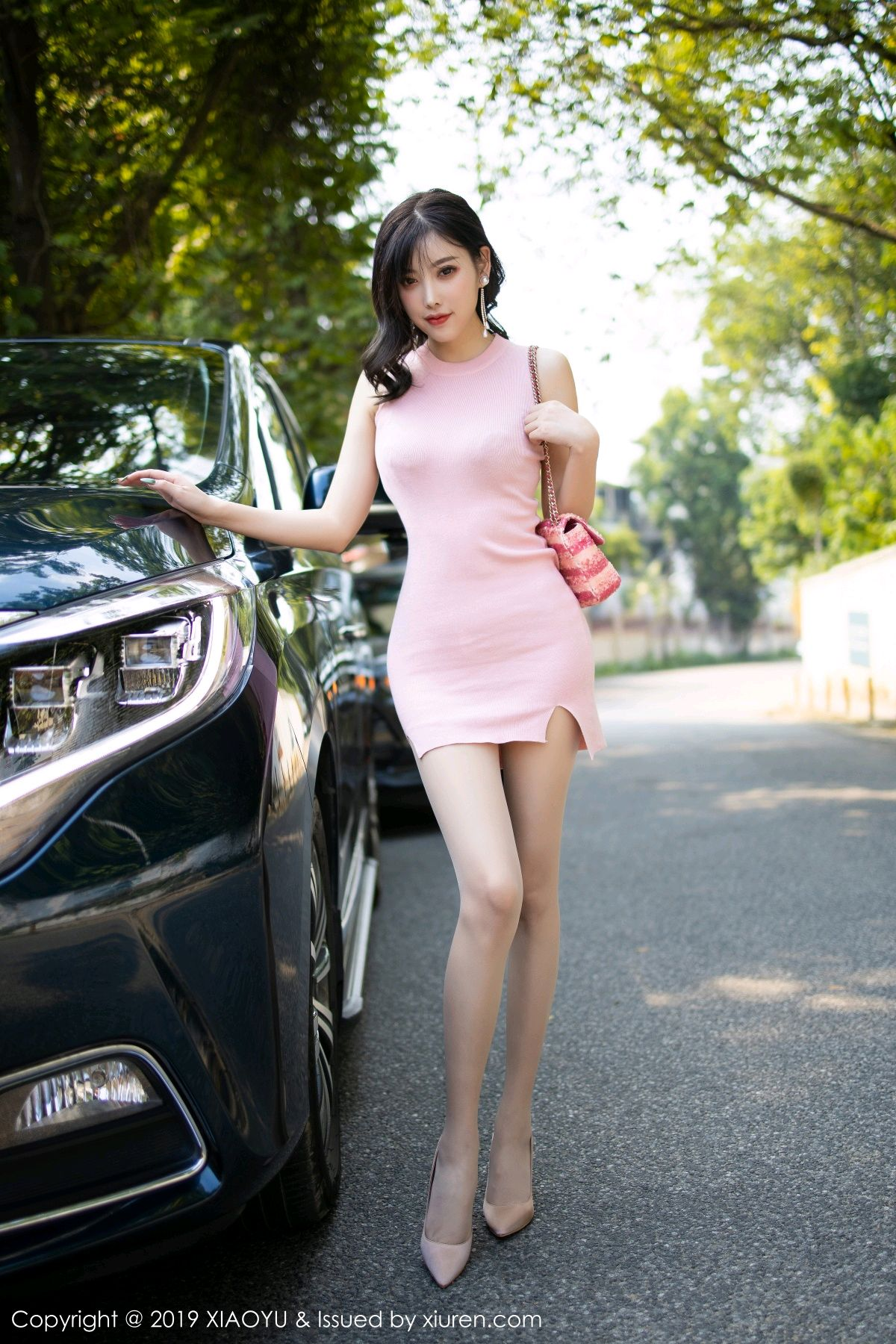 [XIAOYU] Vol.178 Yang Chen Chen 3P, Outdoor, Tall, XiaoYu, Yang Chen Chen