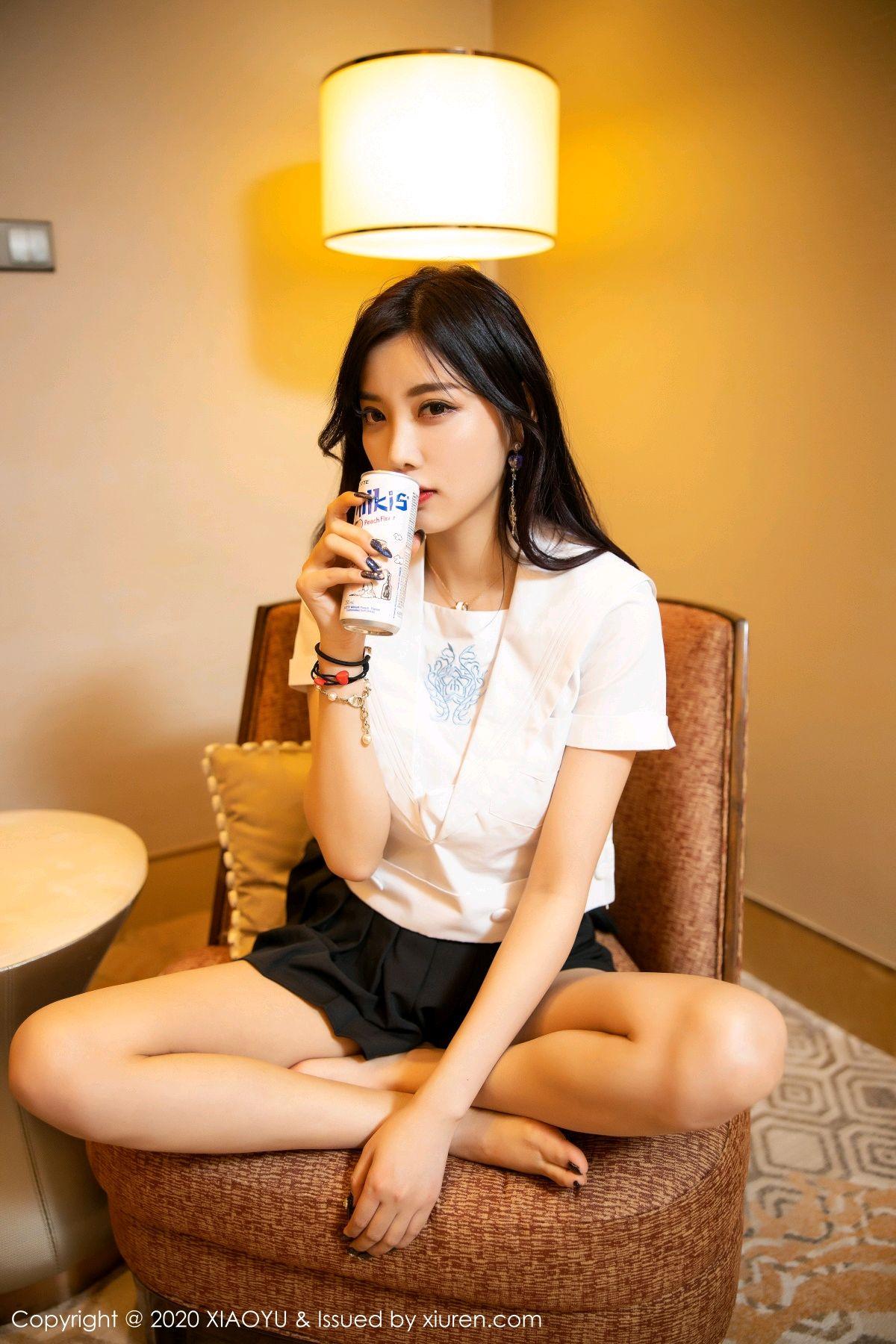 [XIAOYU] Vol.305 Yang Chen Chen 25P, Sexy, Underwear, Uniform, XiaoYu, Yang Chen Chen