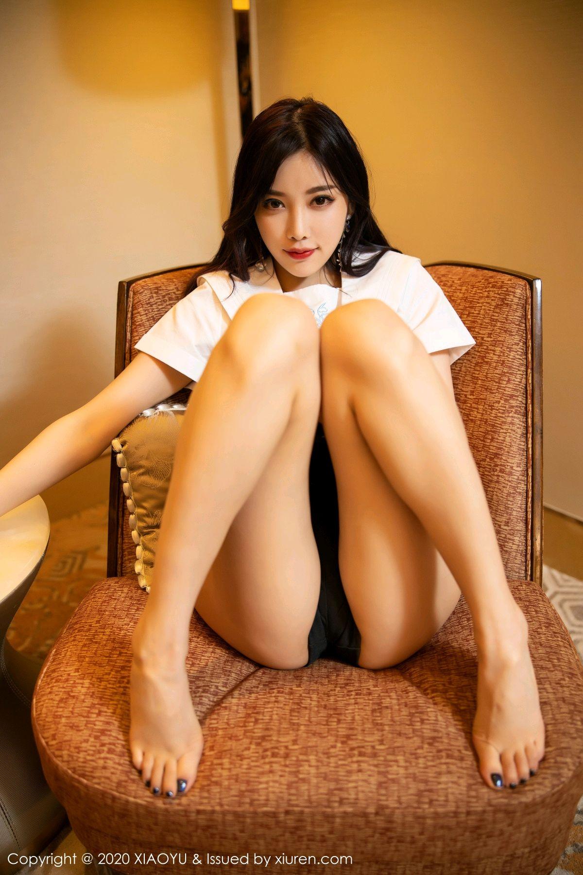 [XIAOYU] Vol.305 Yang Chen Chen 27P, Sexy, Underwear, Uniform, XiaoYu, Yang Chen Chen