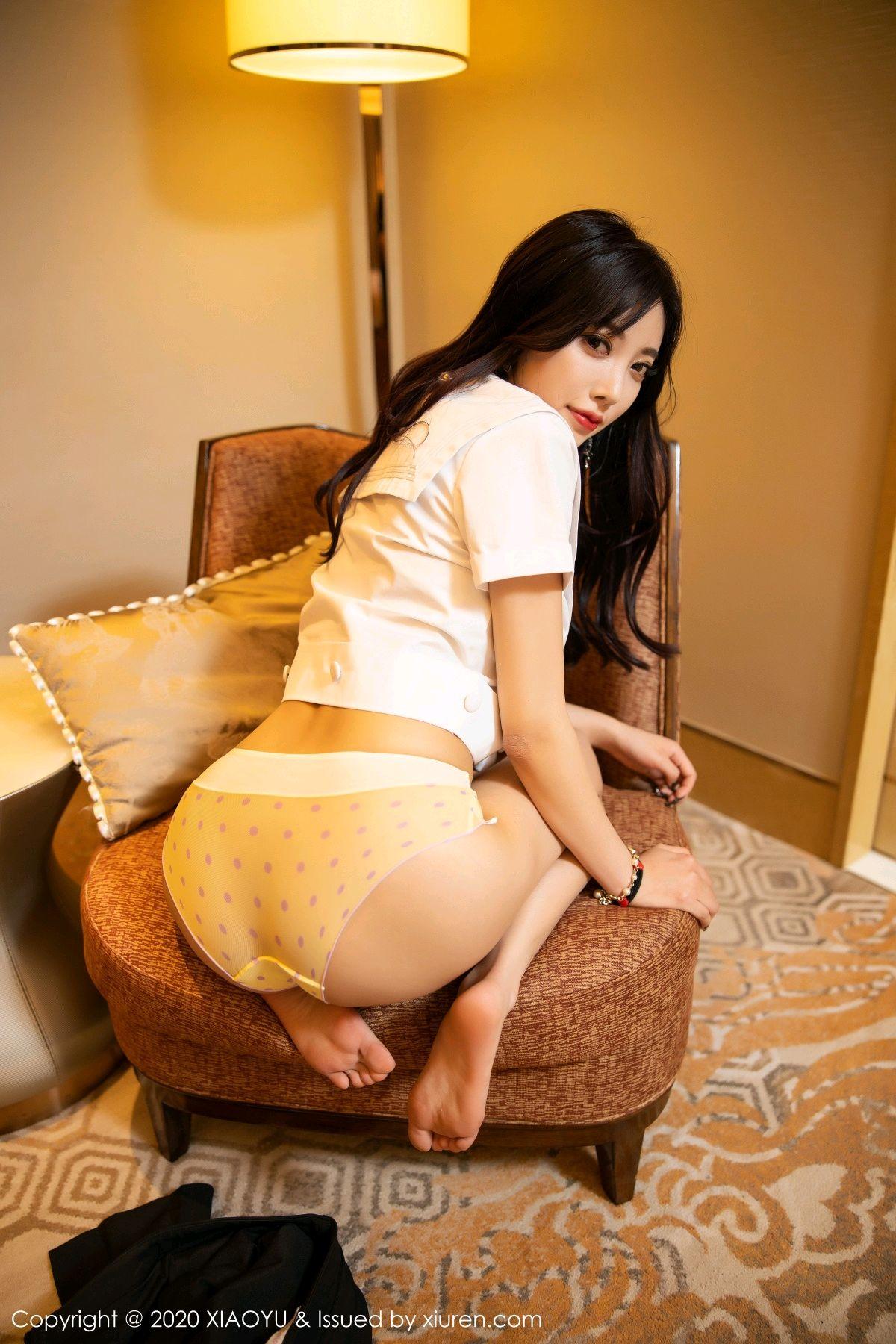 [XIAOYU] Vol.305 Yang Chen Chen 47P, Sexy, Underwear, Uniform, XiaoYu, Yang Chen Chen