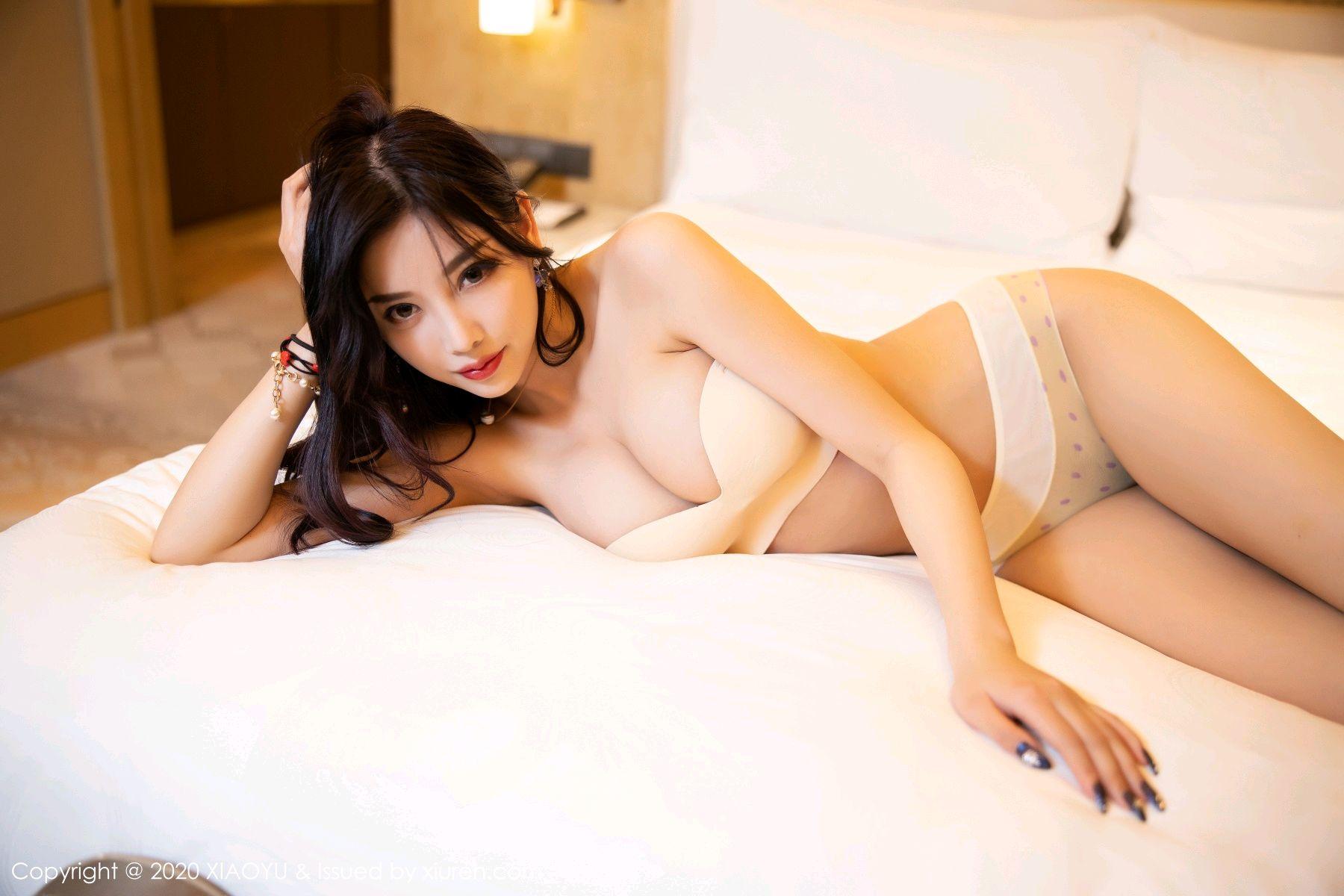 [XIAOYU] Vol.305 Yang Chen Chen 5P, Sexy, Underwear, Uniform, XiaoYu, Yang Chen Chen