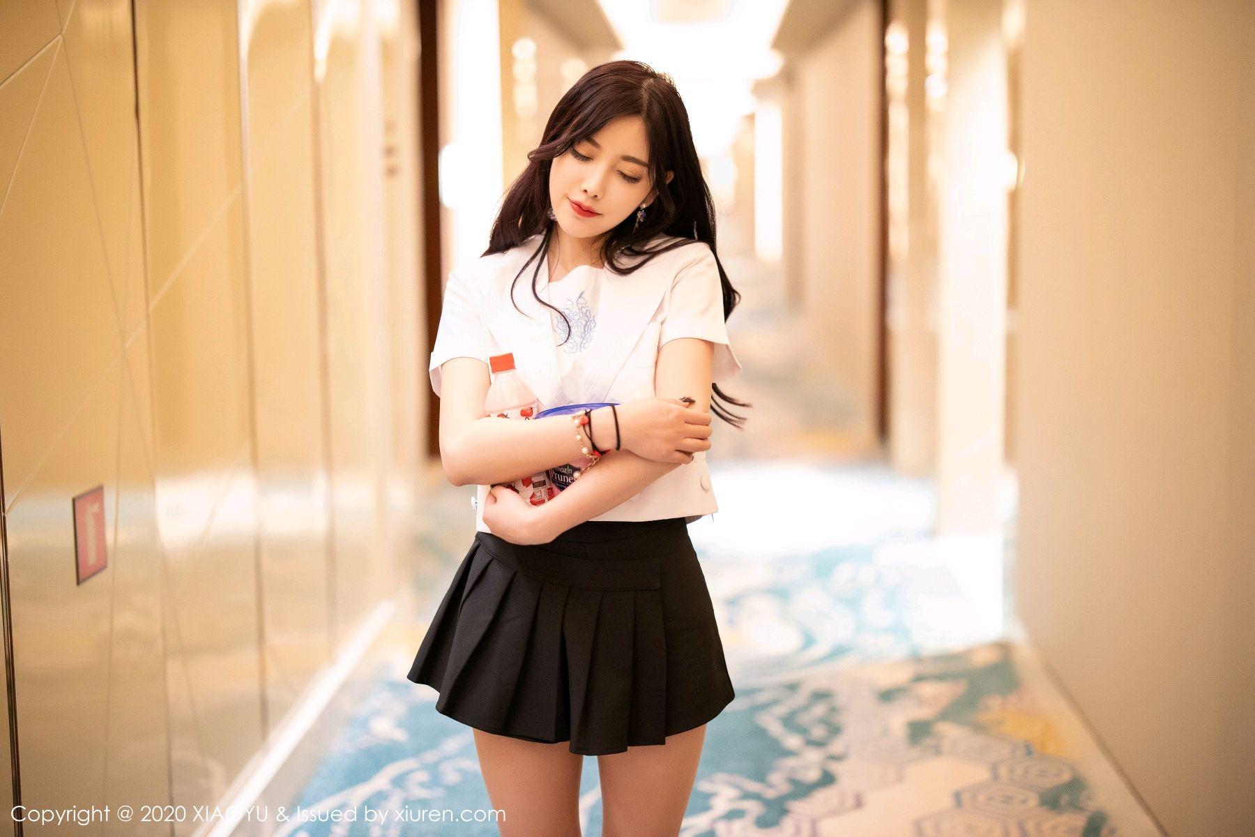 [XIAOYU] Vol.305 Yang Chen Chen 6P, Sexy, Underwear, Uniform, XiaoYu, Yang Chen Chen