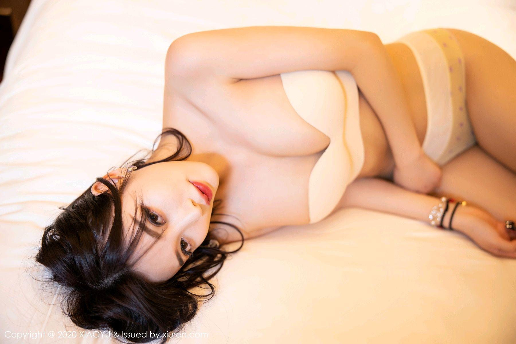 [XIAOYU] Vol.305 Yang Chen Chen 76P, Sexy, Underwear, Uniform, XiaoYu, Yang Chen Chen