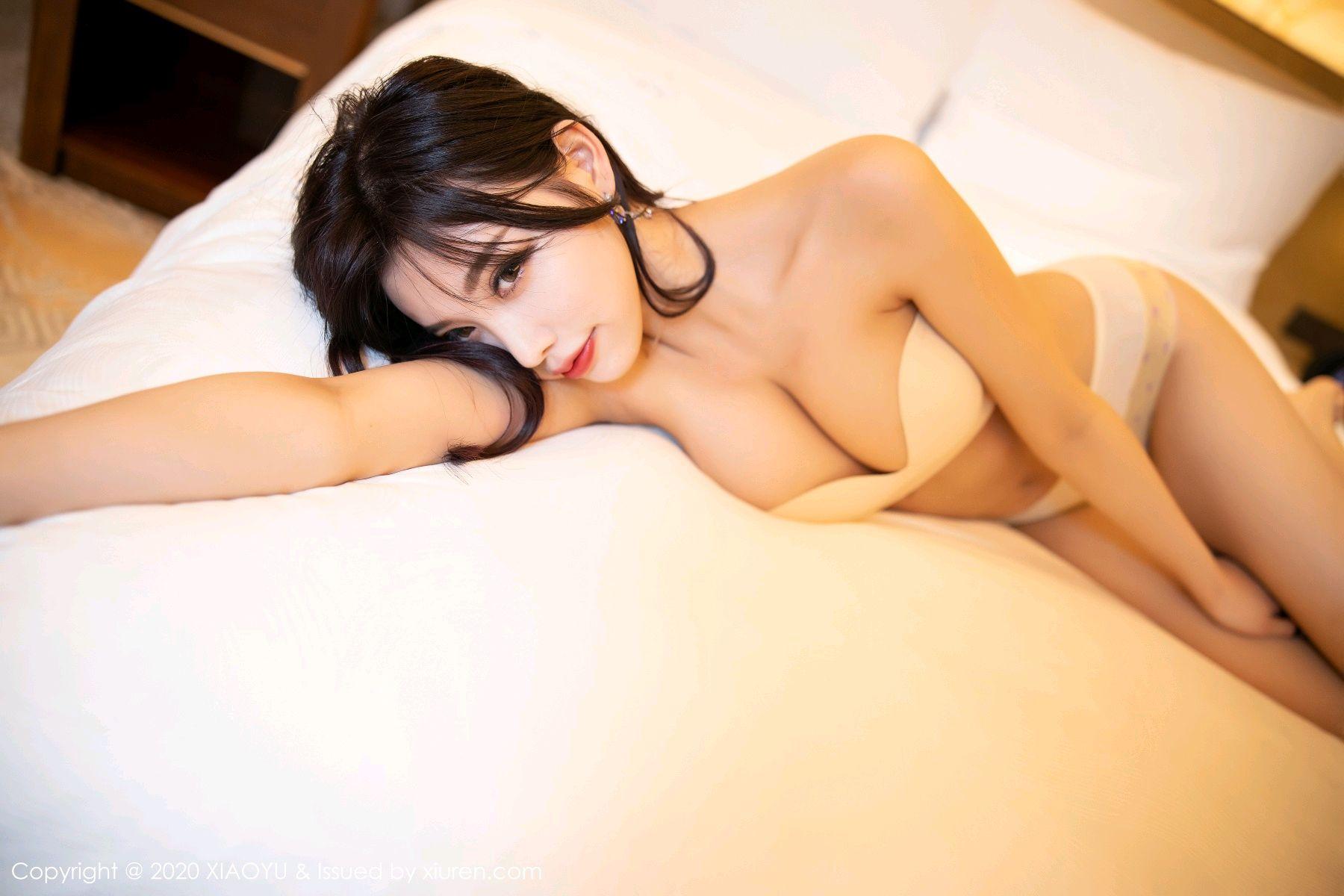 [XIAOYU] Vol.305 Yang Chen Chen 80P, Sexy, Underwear, Uniform, XiaoYu, Yang Chen Chen