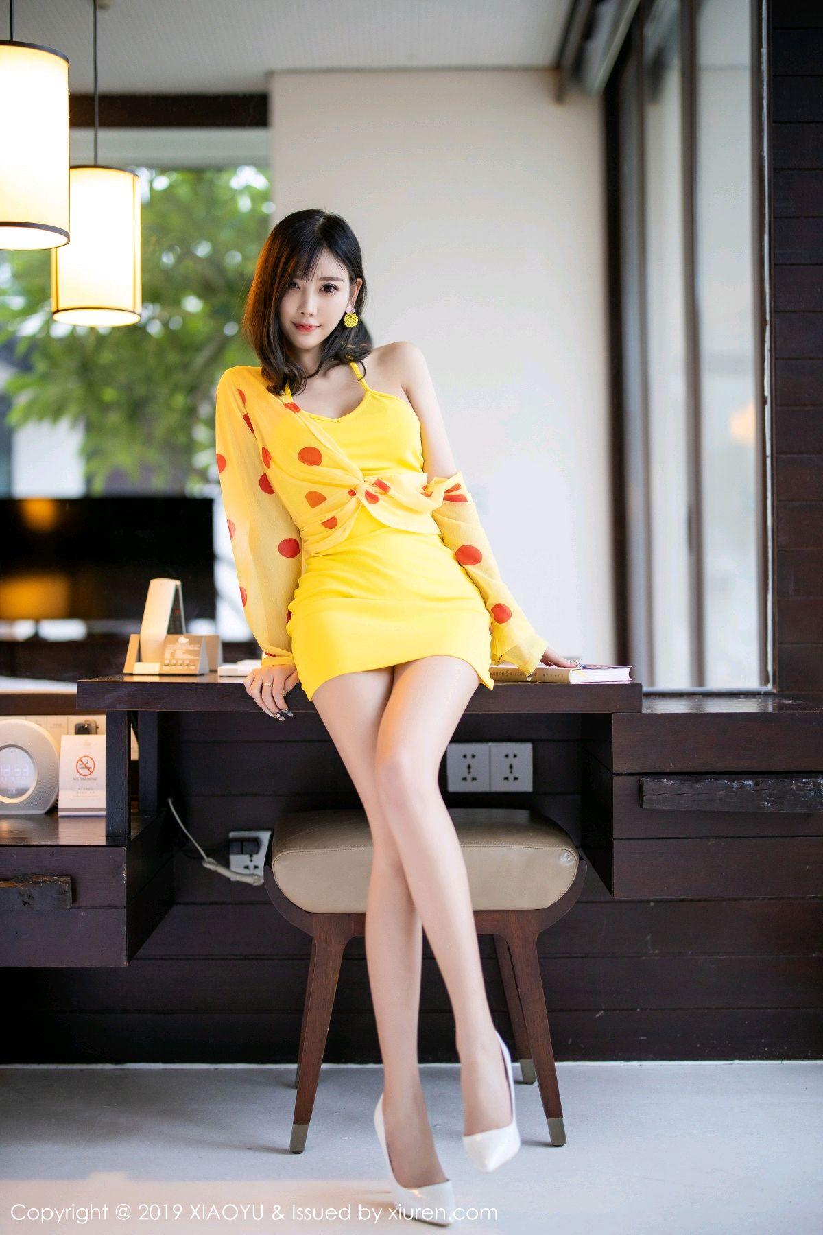 [XiaoYu] VOL.204 Yang Chen Chen 12P, Pure, XiaoYu, Yang Chen Chen