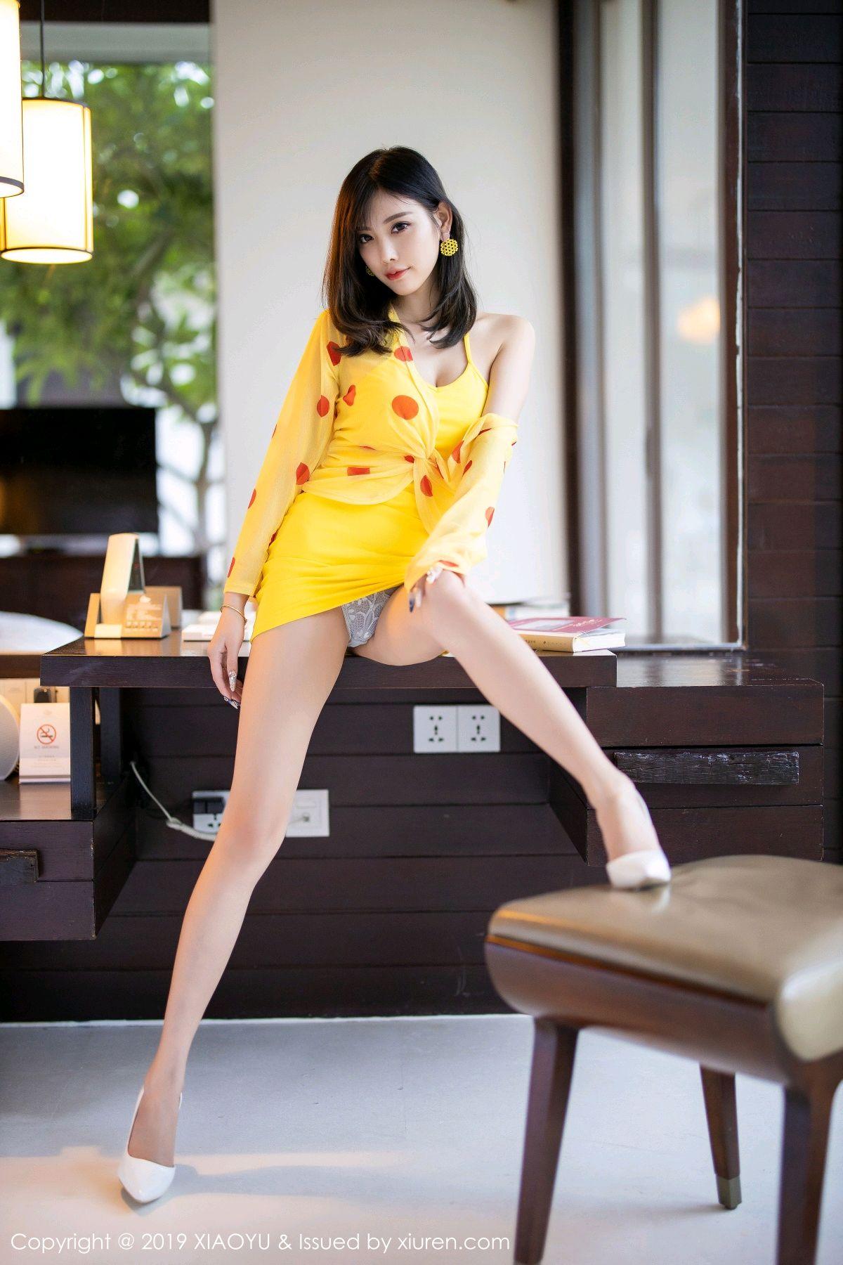 [XiaoYu] VOL.204 Yang Chen Chen 14P, Pure, XiaoYu, Yang Chen Chen
