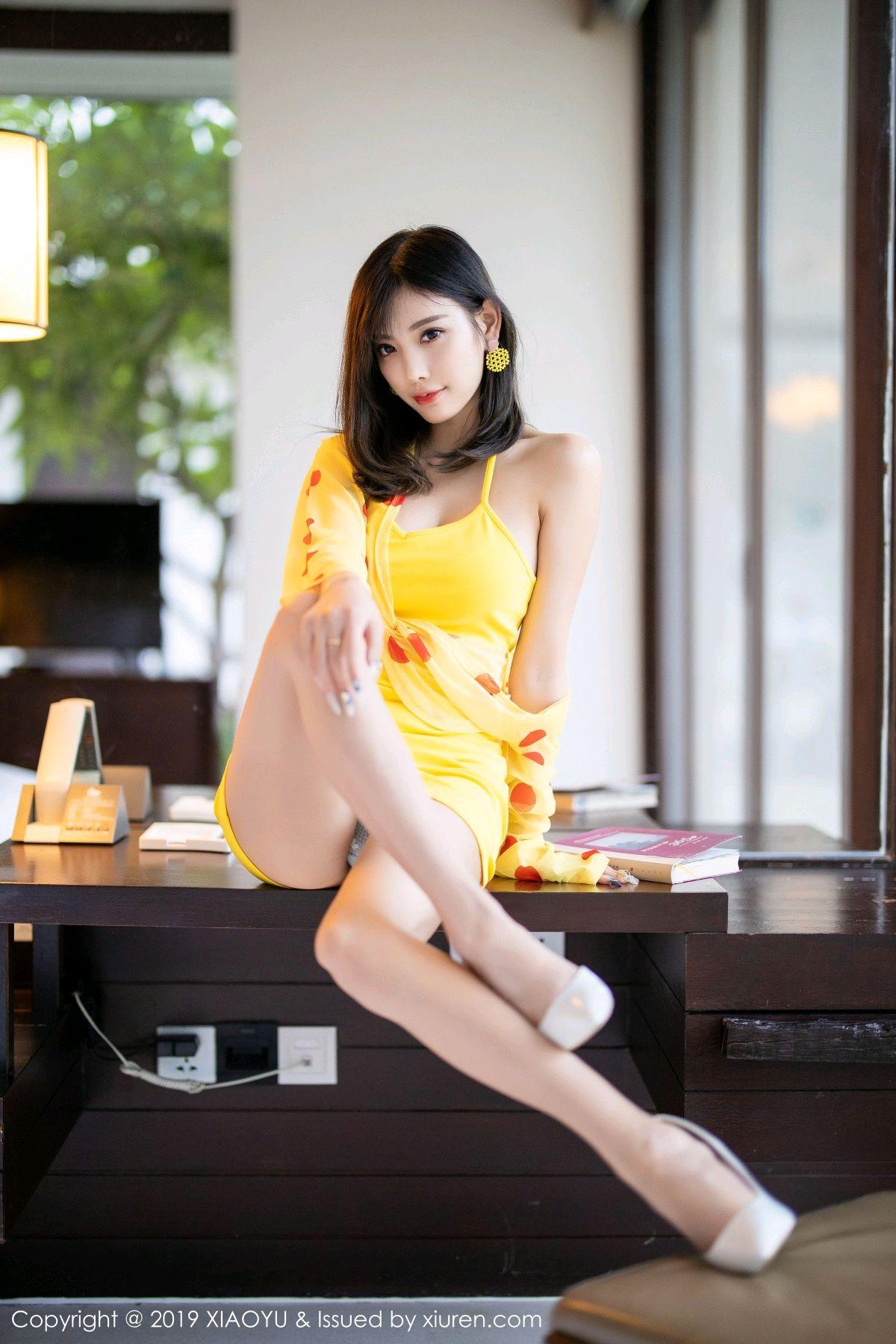 [XiaoYu] VOL.204 Yang Chen Chen 15P, Pure, XiaoYu, Yang Chen Chen