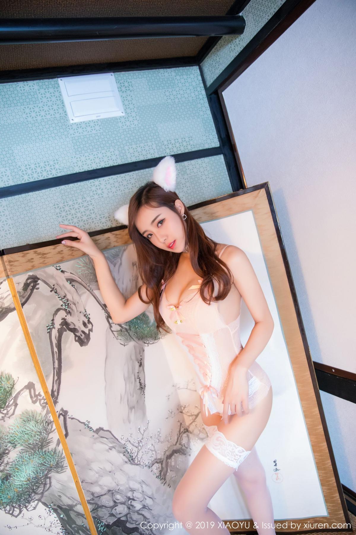 [XiaoYu] Vol.001 Hu Ya Mao Bao 10P, Hu Ya Mao Bao, Tall, Underwear, XiaoYu