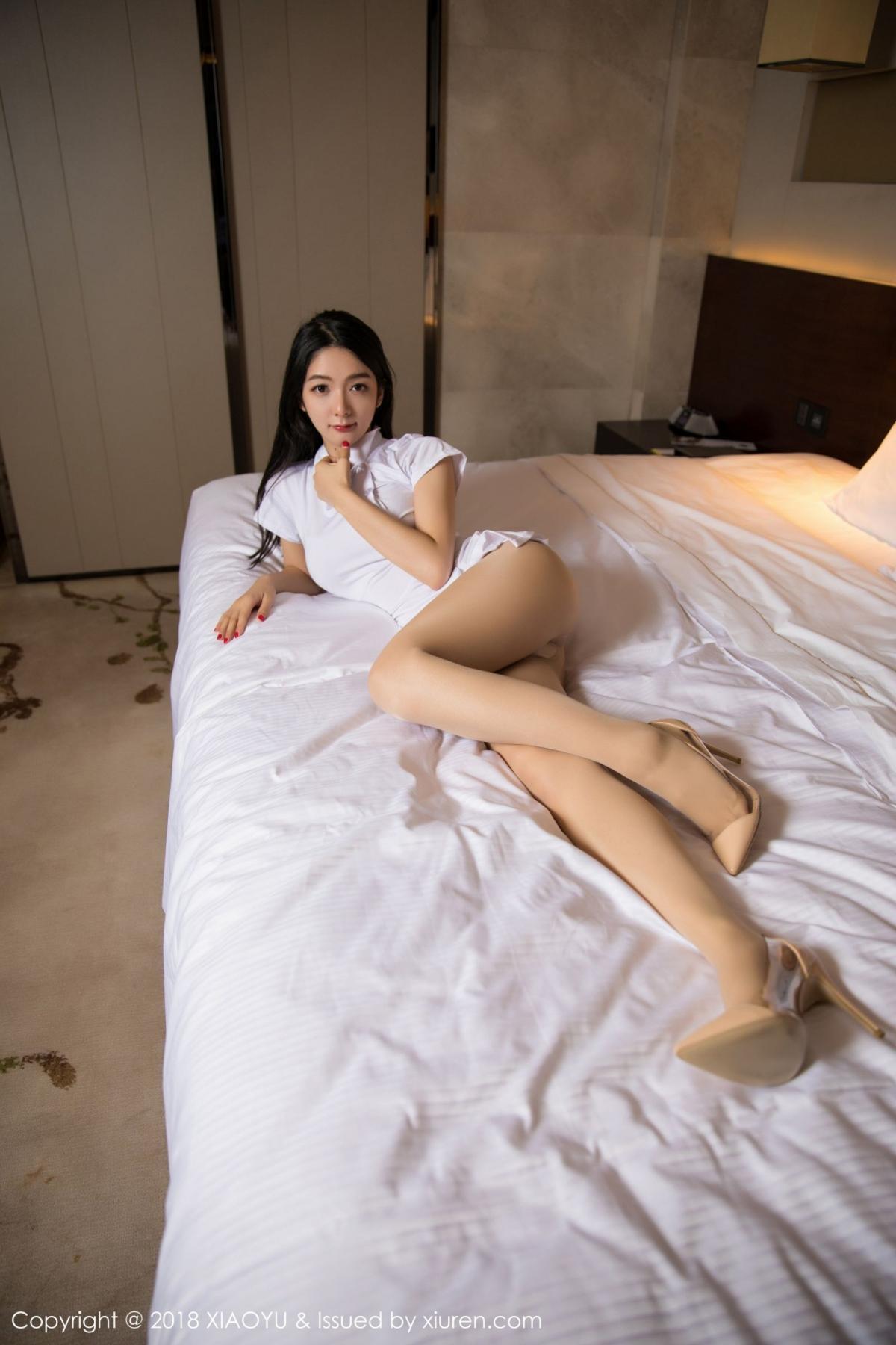 [XiaoYu] Vol.004 Di Yi 22P, Di Yi, Home, Tall, XiaoYu