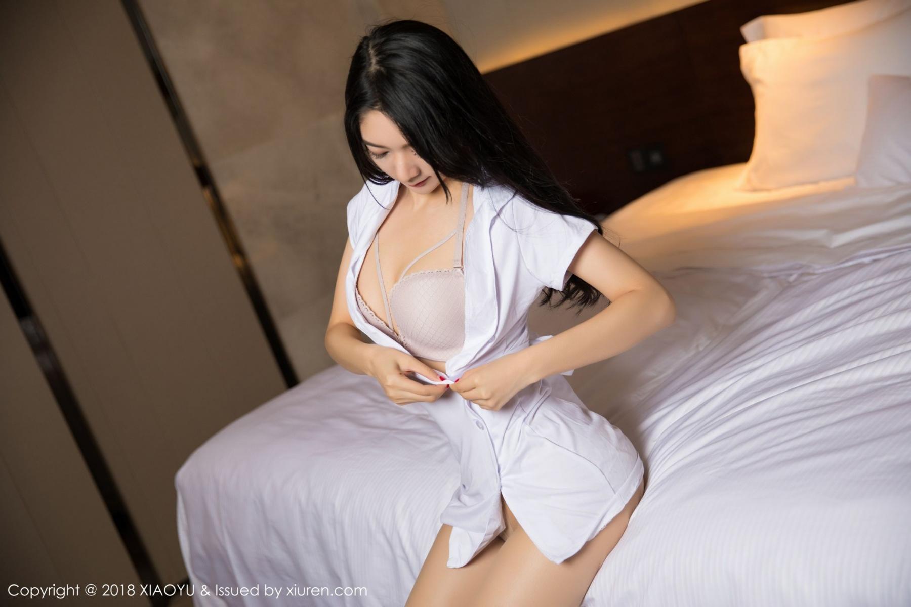 [XiaoYu] Vol.004 Di Yi 28P, Di Yi, Home, Tall, XiaoYu