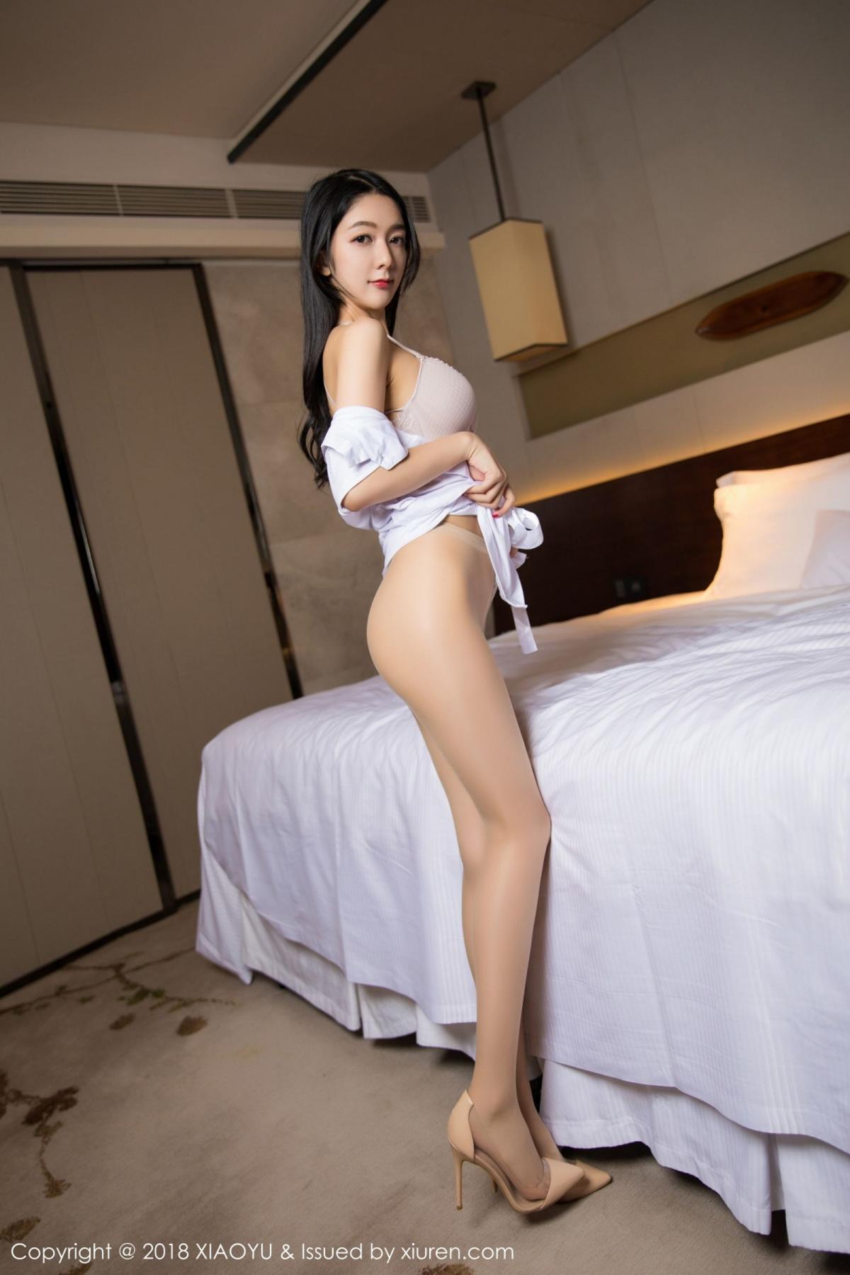 [XiaoYu] Vol.004 Di Yi 31P, Di Yi, Home, Tall, XiaoYu