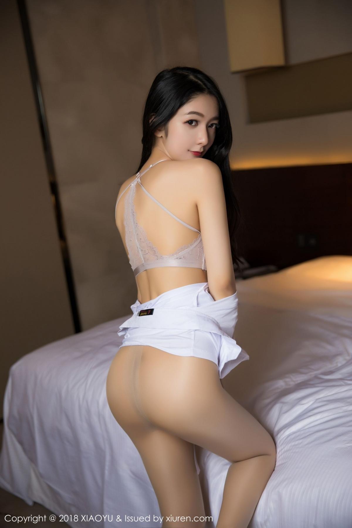 [XiaoYu] Vol.004 Di Yi 37P, Di Yi, Home, Tall, XiaoYu
