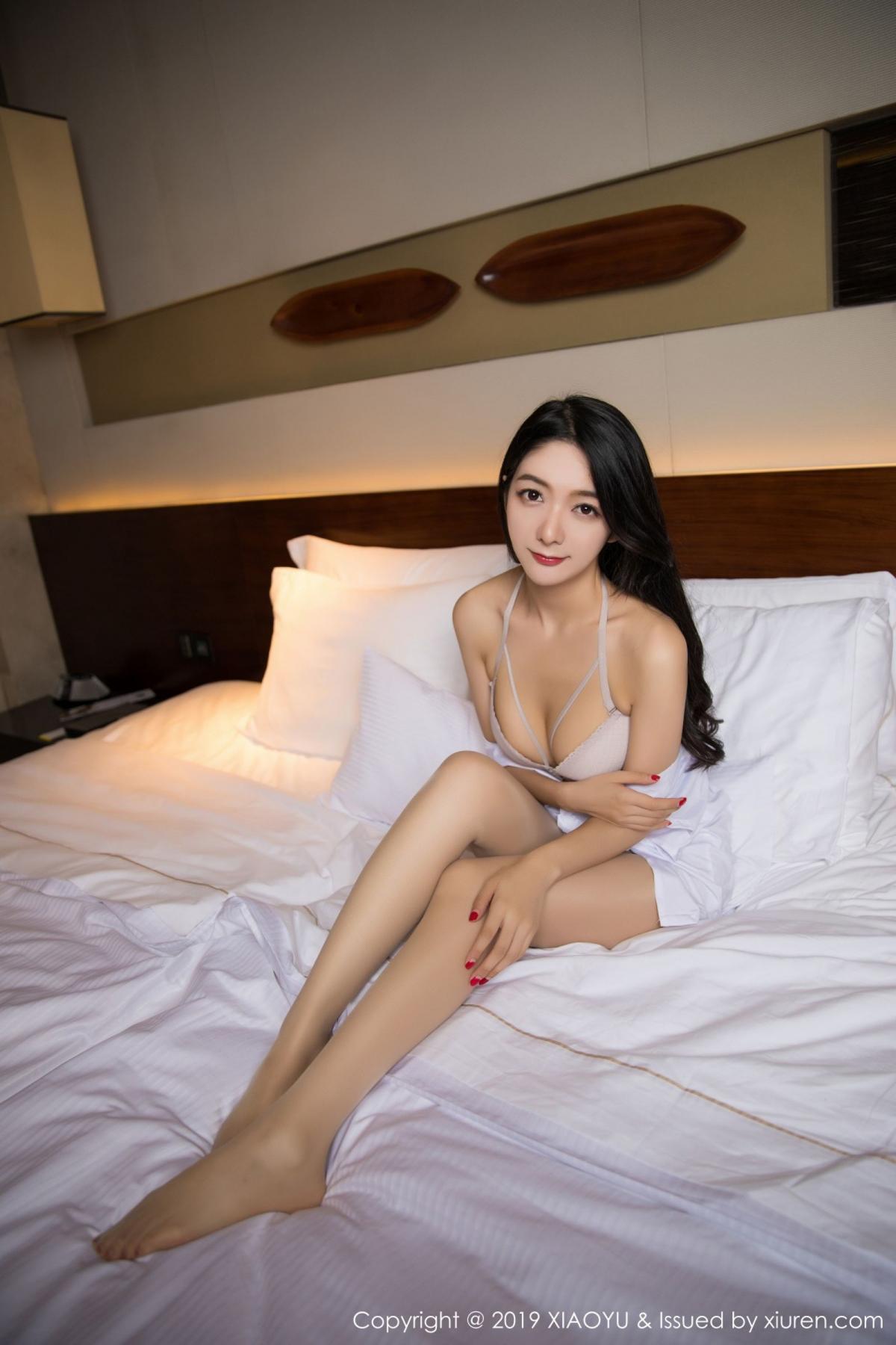 [XiaoYu] Vol.004 Di Yi 40P, Di Yi, Home, Tall, XiaoYu