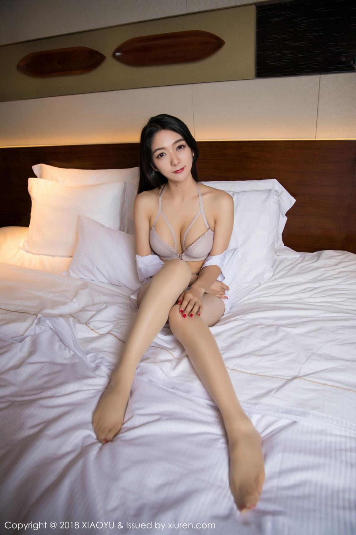 [XiaoYu] Vol.004 Di Yi 44P, Di Yi, Home, Tall, XiaoYu