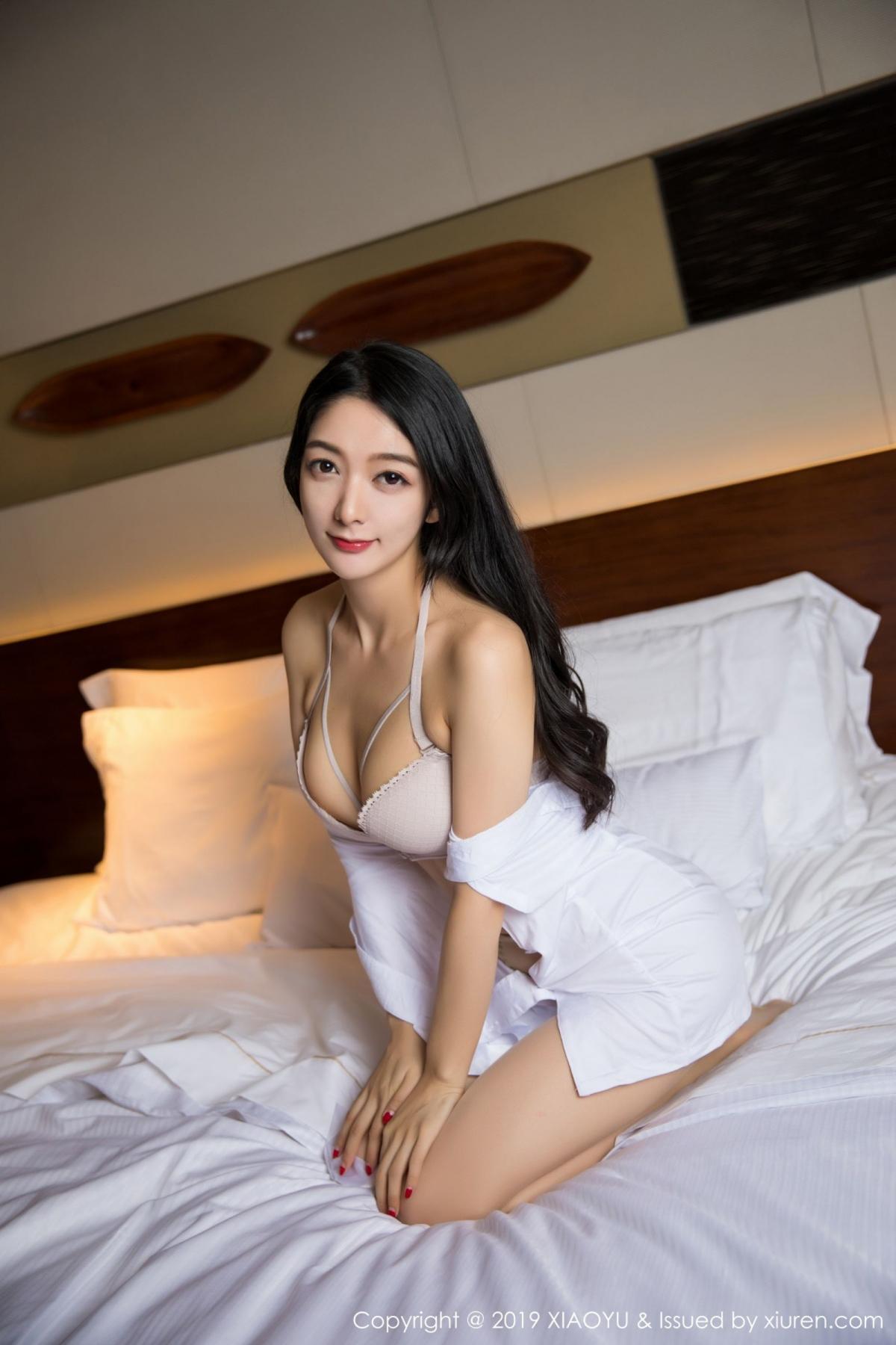 [XiaoYu] Vol.004 Di Yi 49P, Di Yi, Home, Tall, XiaoYu
