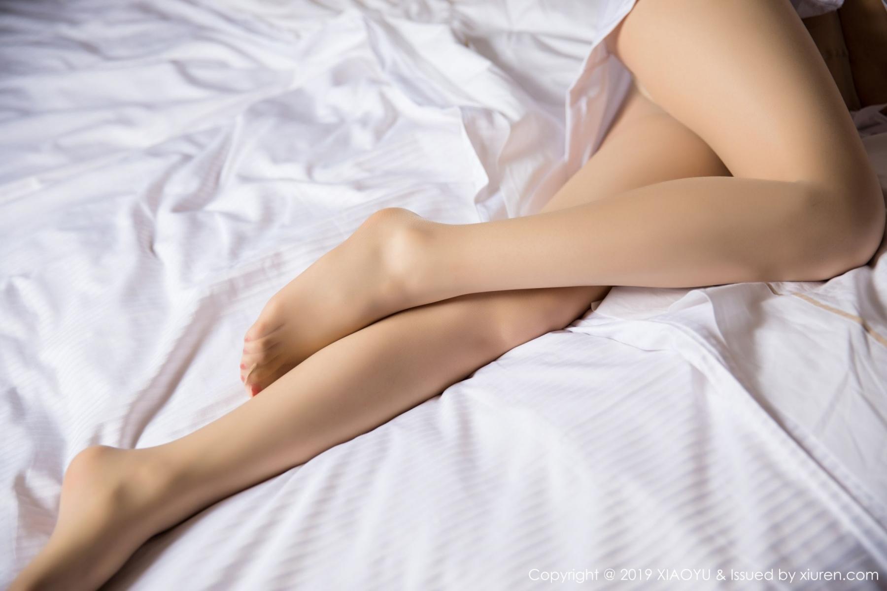 [XiaoYu] Vol.004 Di Yi 54P, Di Yi, Home, Tall, XiaoYu