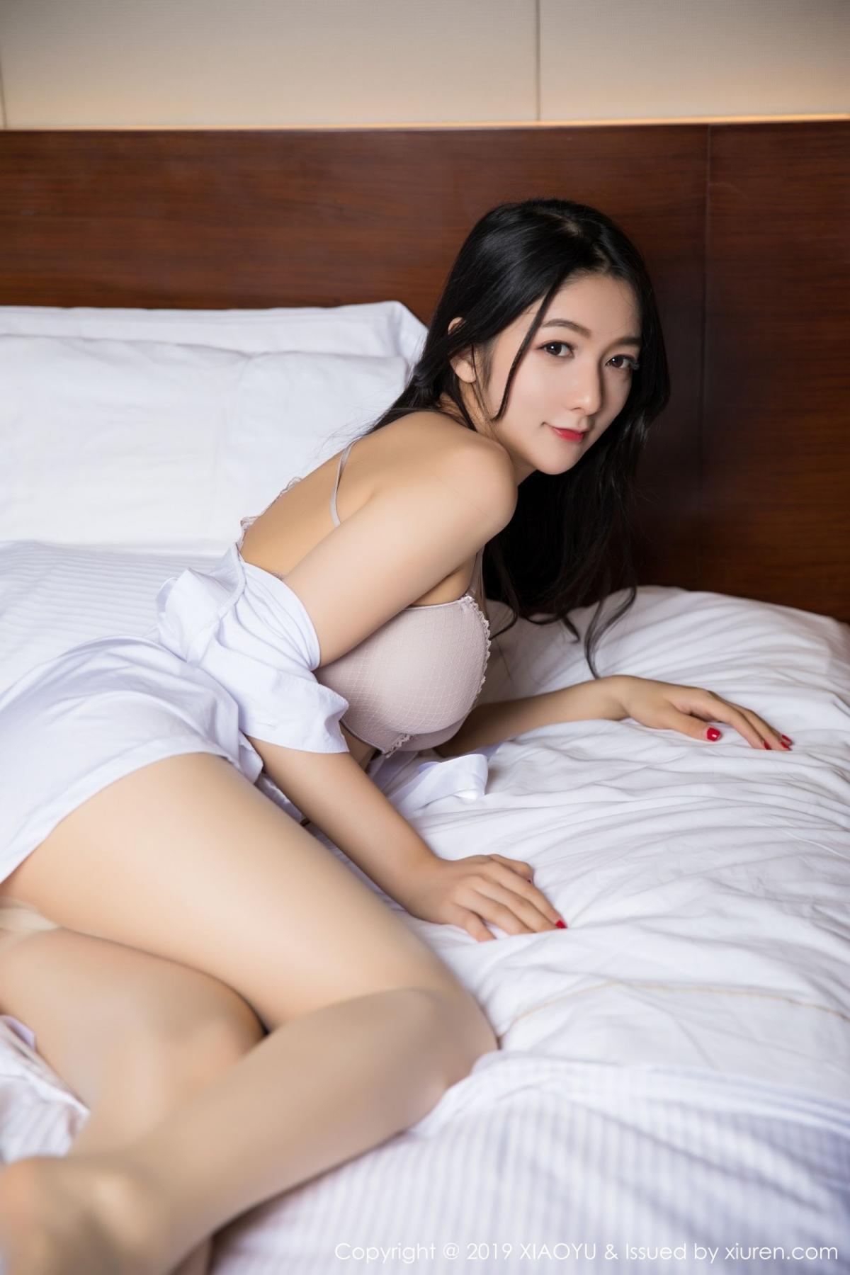 [XiaoYu] Vol.004 Di Yi 58P, Di Yi, Home, Tall, XiaoYu